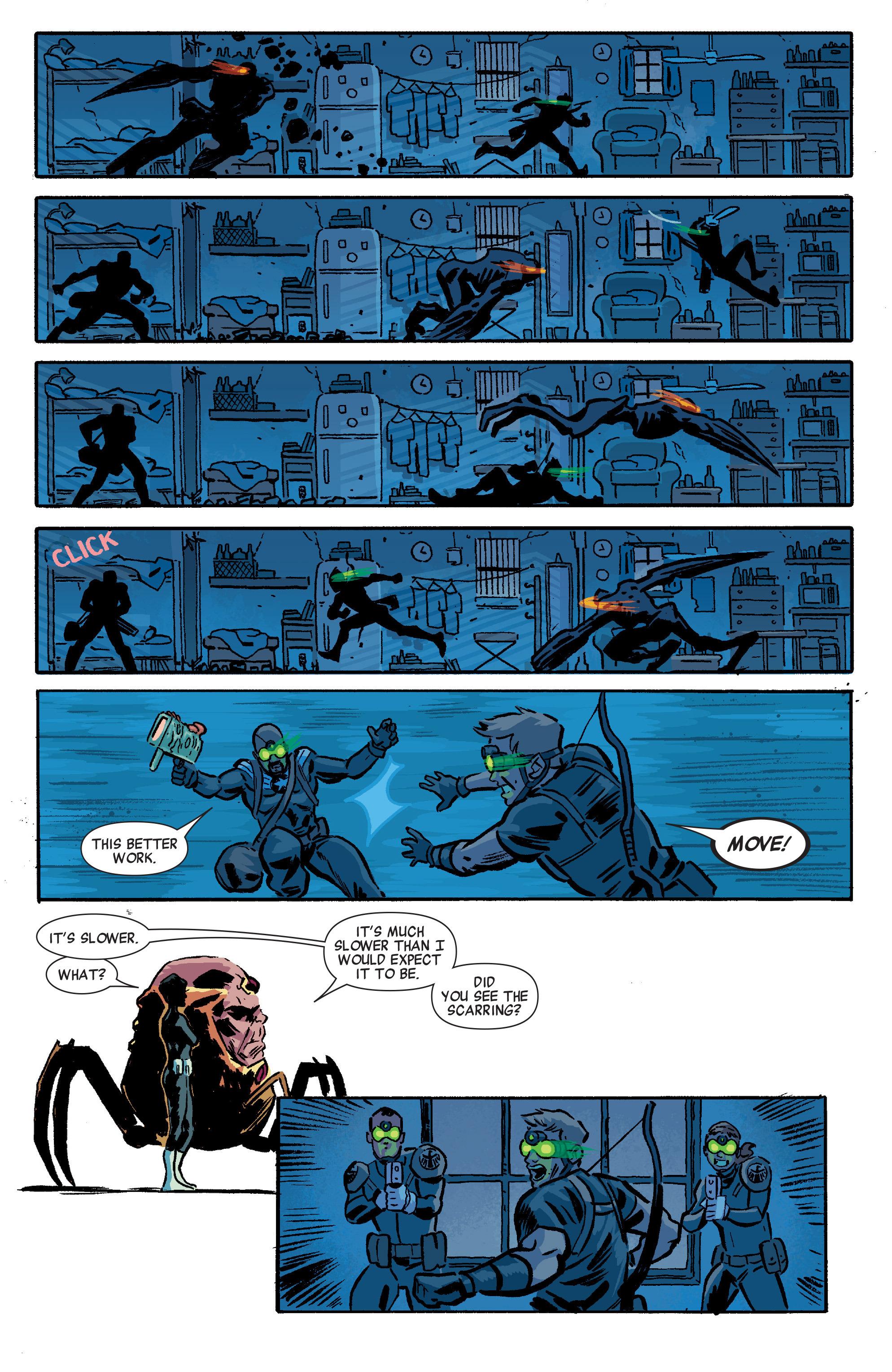 Read online Secret Avengers (2014) comic -  Issue #4 - 14