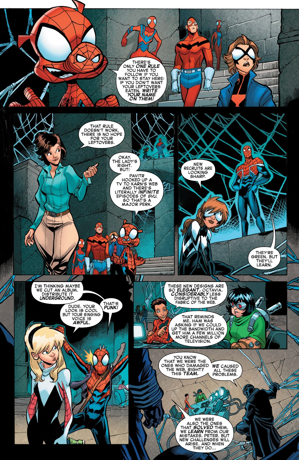 Web Warriors Issue #11 #11 - English 20
