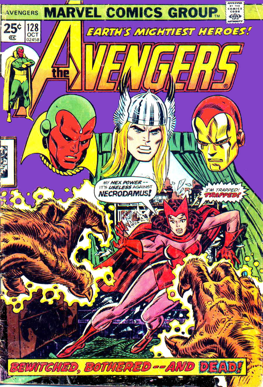The Avengers (1963) 128 Page 1