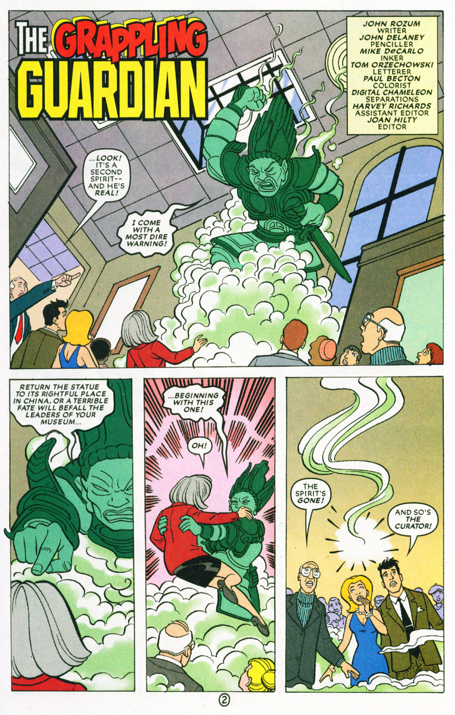 Read online Scooby-Doo (1997) comic -  Issue #70 - 15