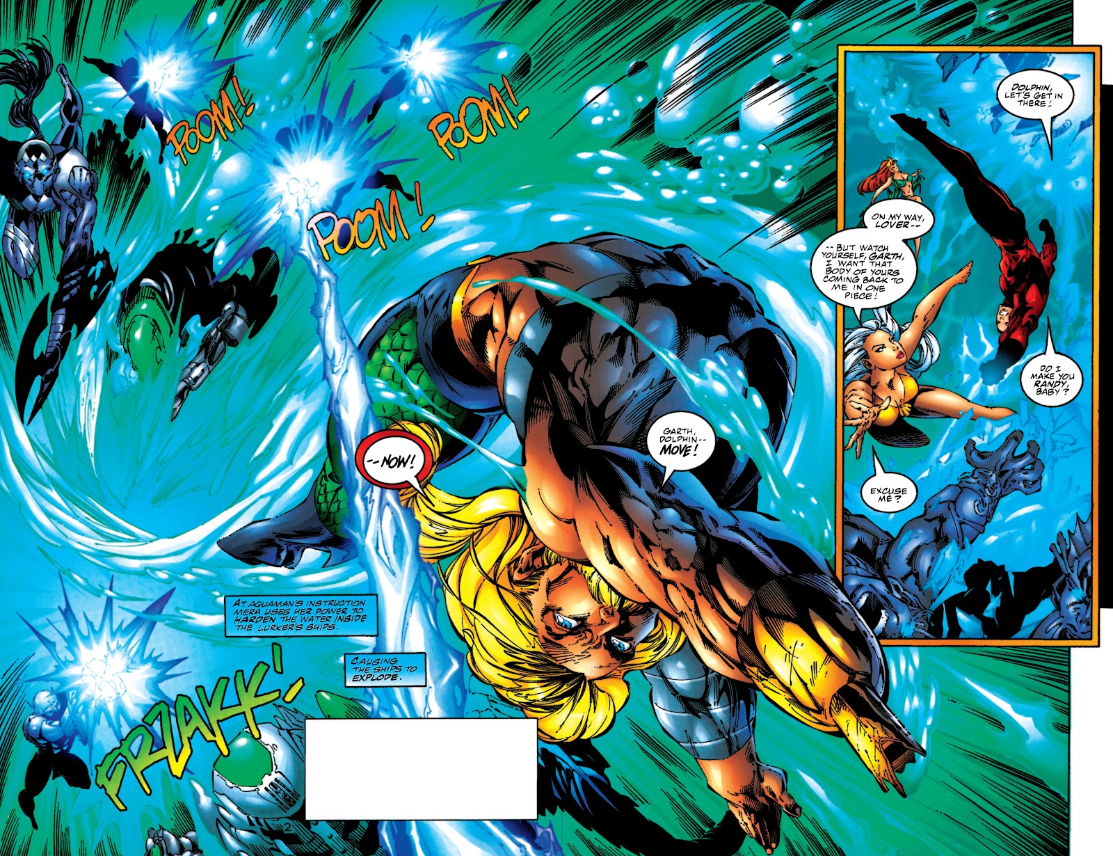 Aquaman (1994) Issue #51 #57 - English 3