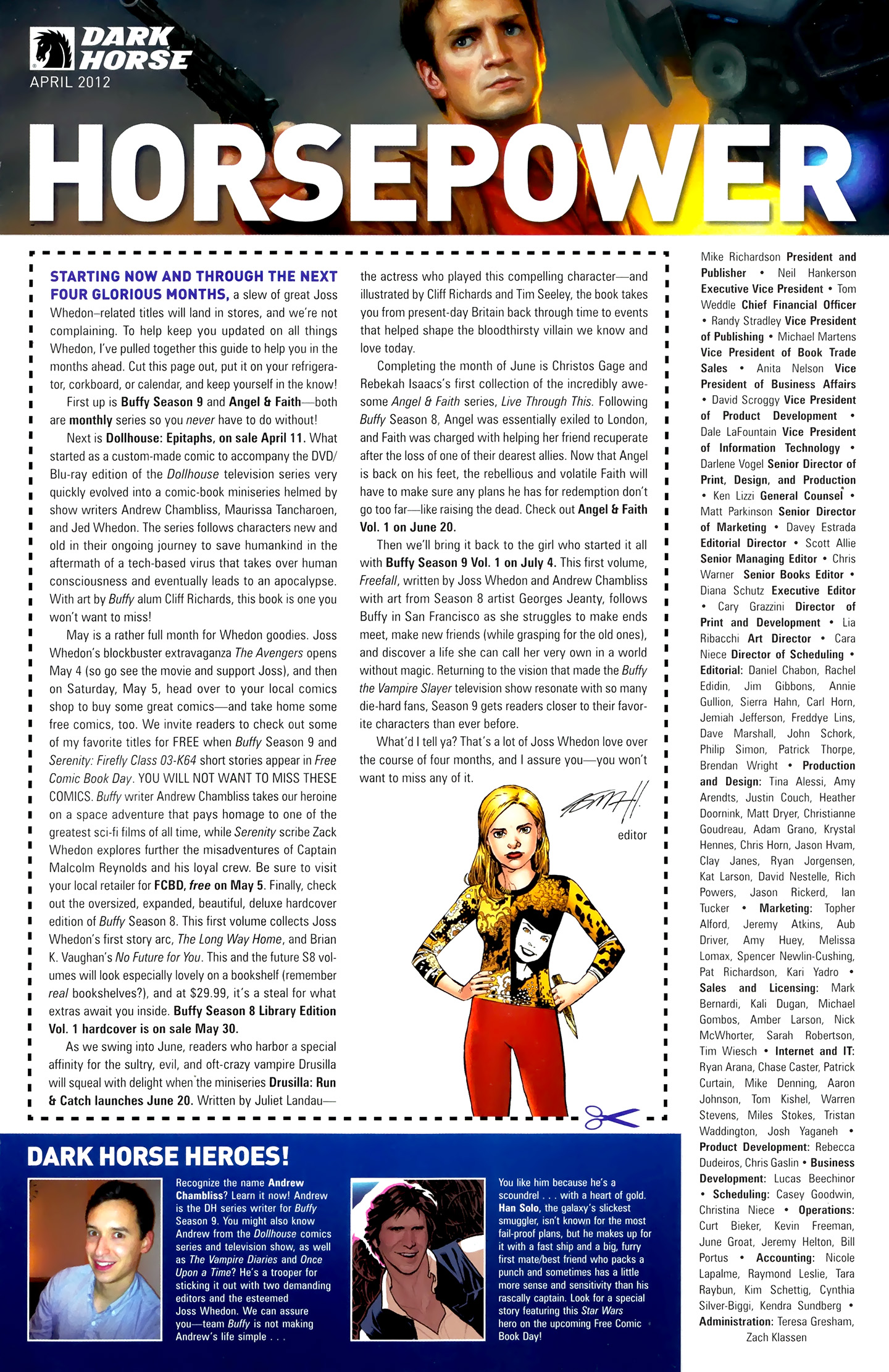 Read online Buffy the Vampire Slayer Season Nine comic -  Issue #8 - 28