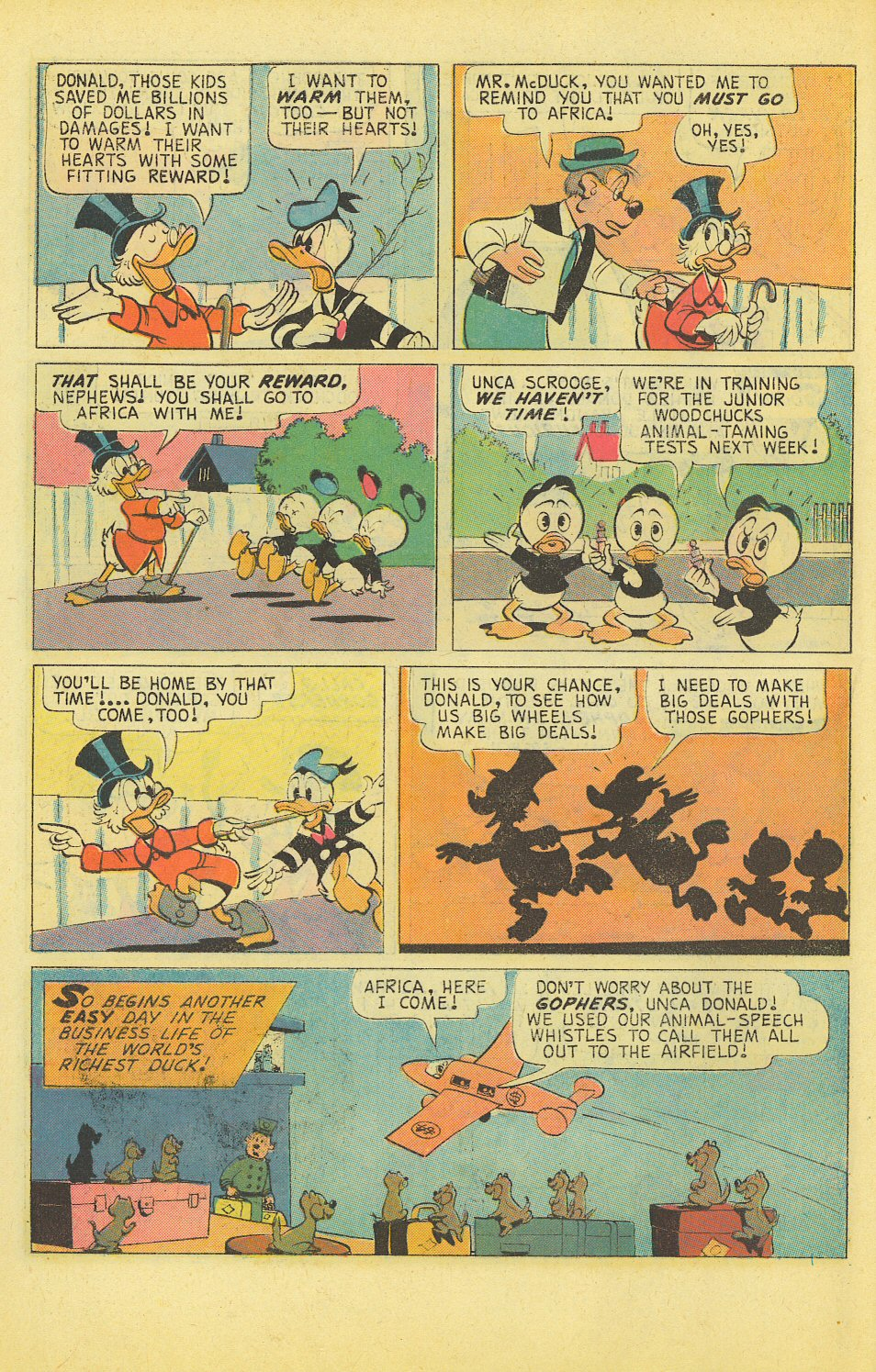 Uncle Scrooge (1953) Issue #127 #127 - English 6