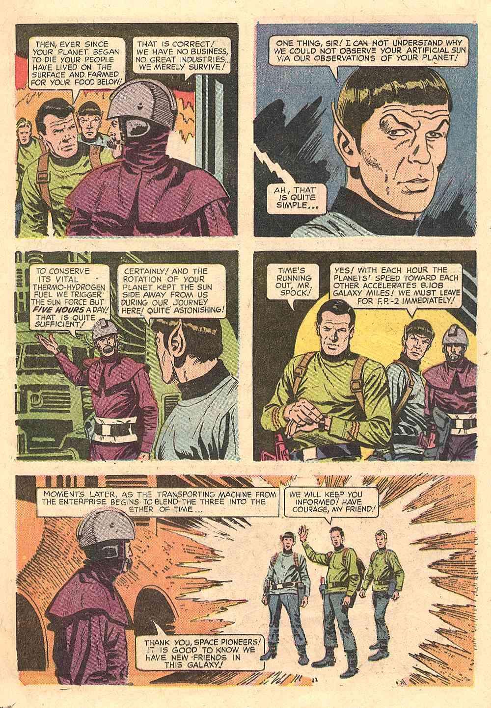 Star Trek (1967) Issue #6 #6 - English 12