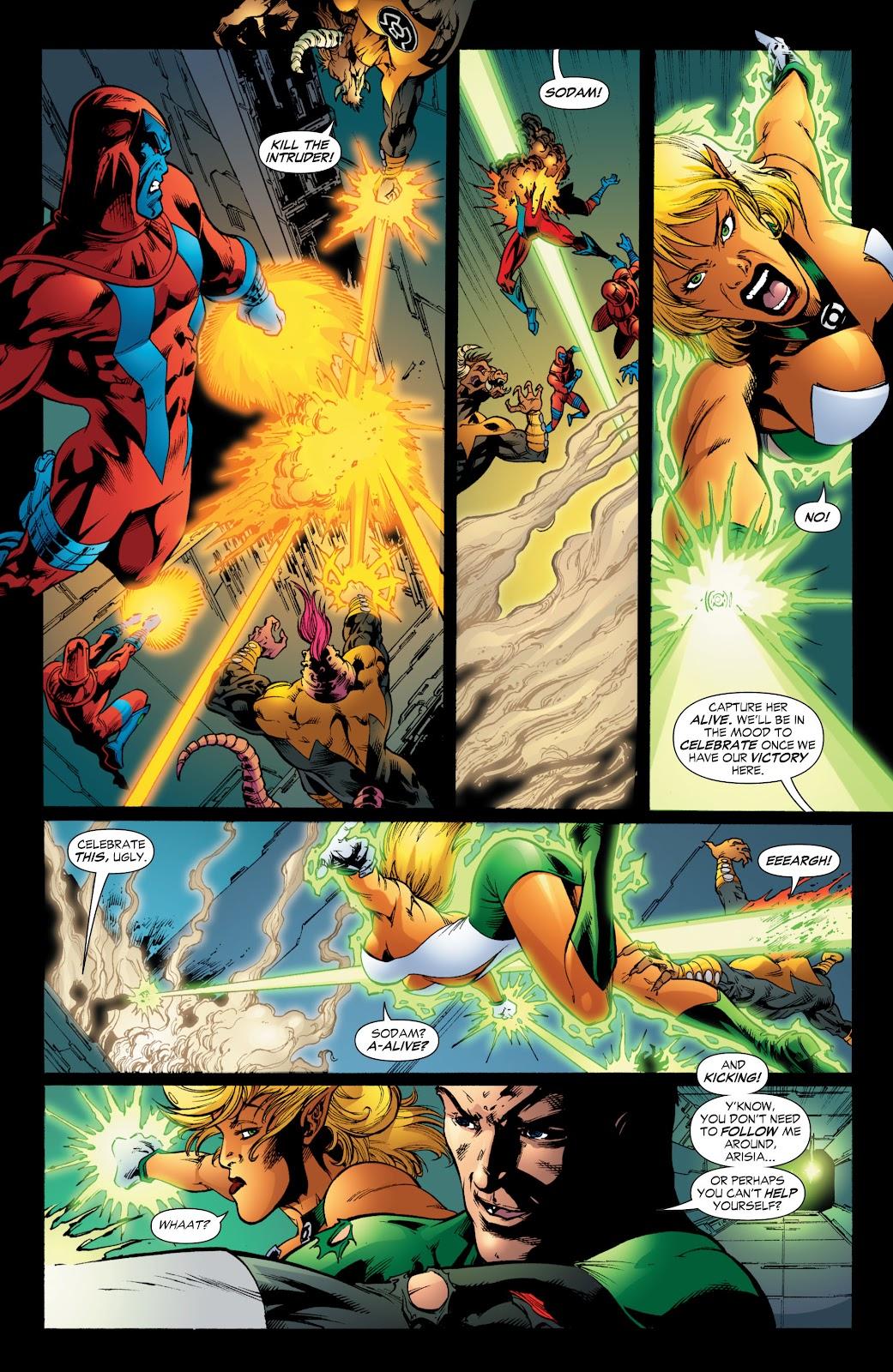 Green Lantern: The Sinestro Corps War Full #1 - English 167