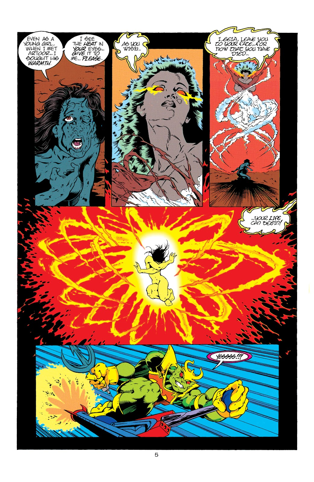 Aquaman (1994) Issue #7 #13 - English 6