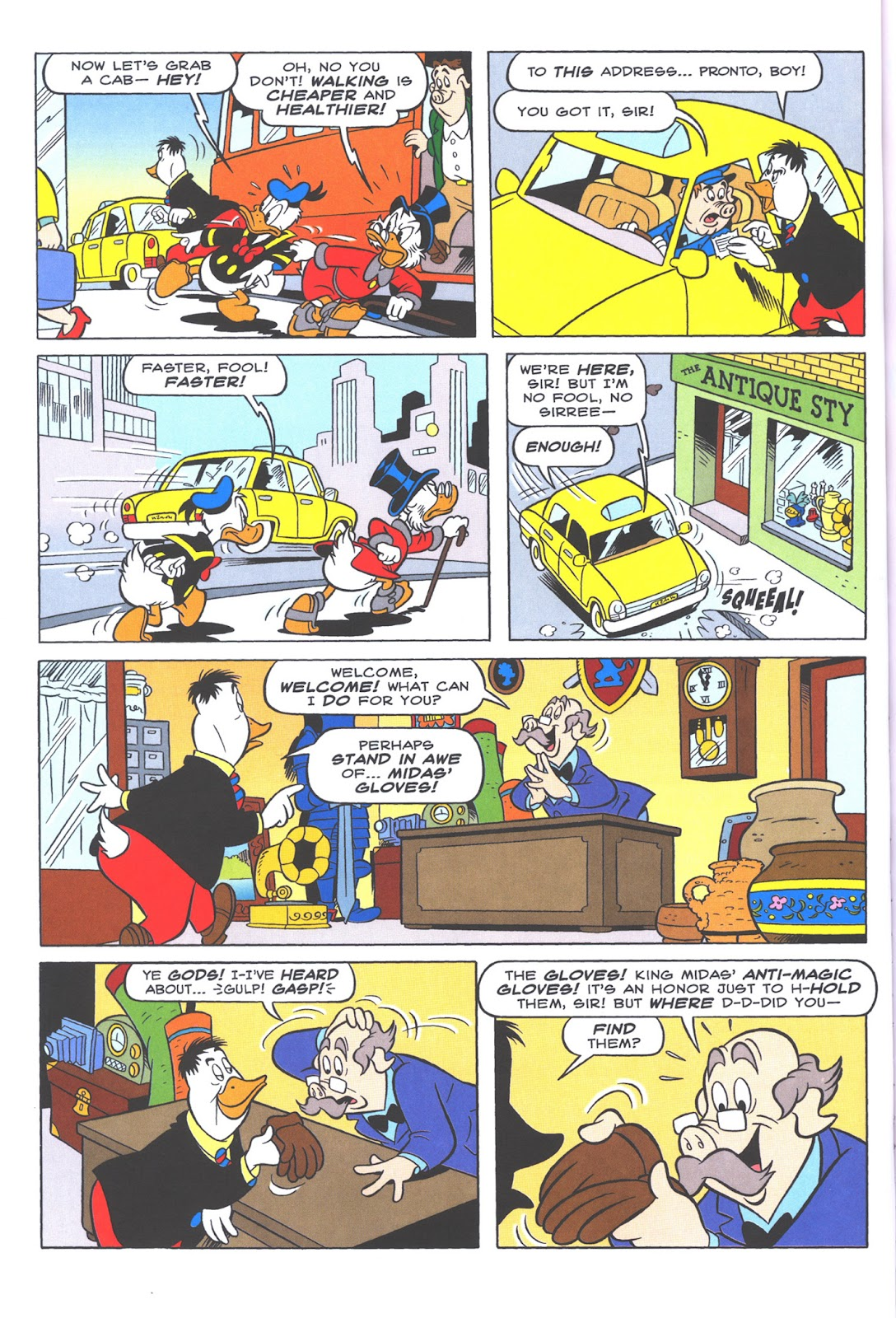 Uncle Scrooge (1953) Issue #371 #371 - English 26