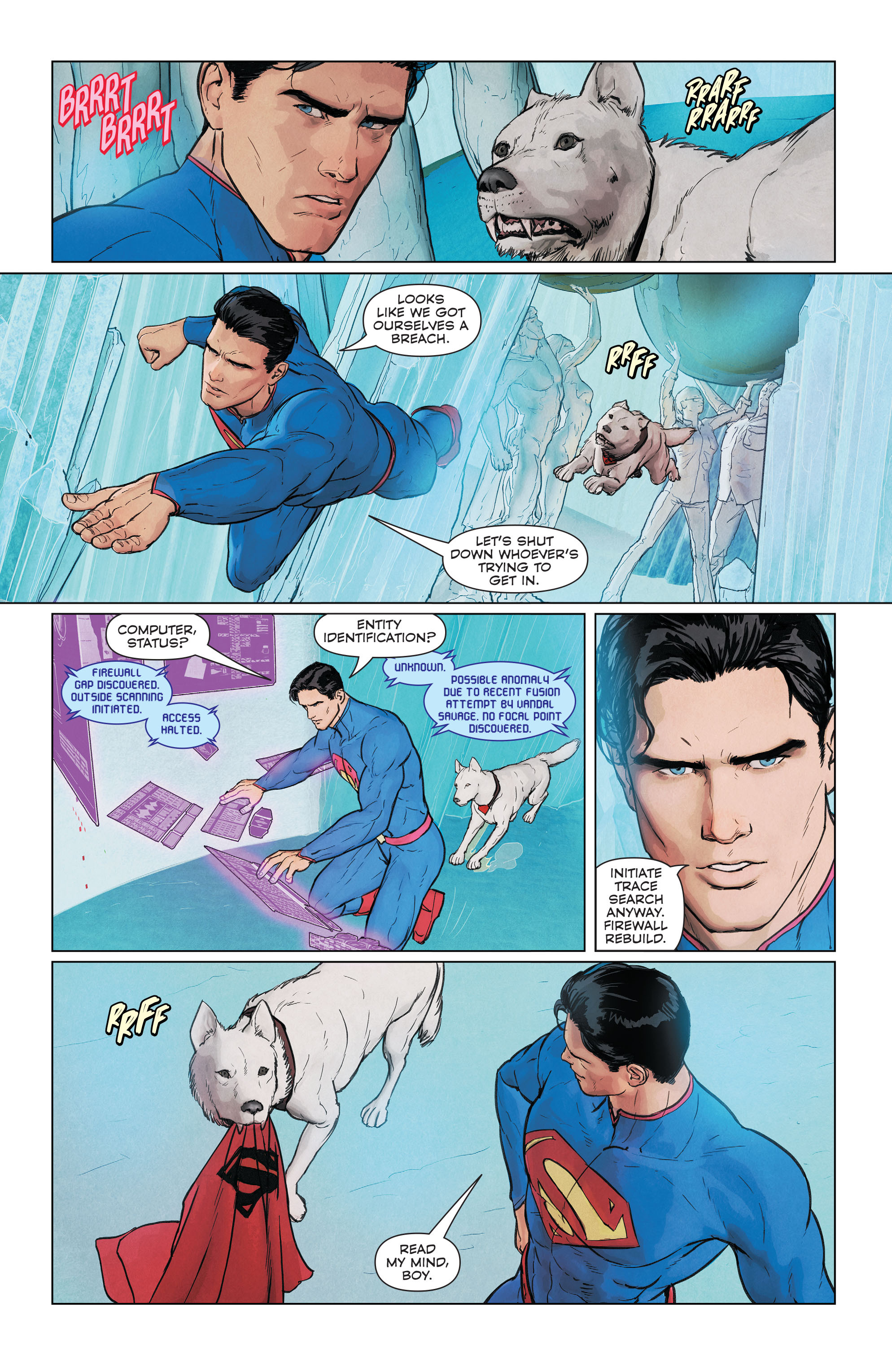 Read online Superman (2011) comic -  Issue #51 - 10