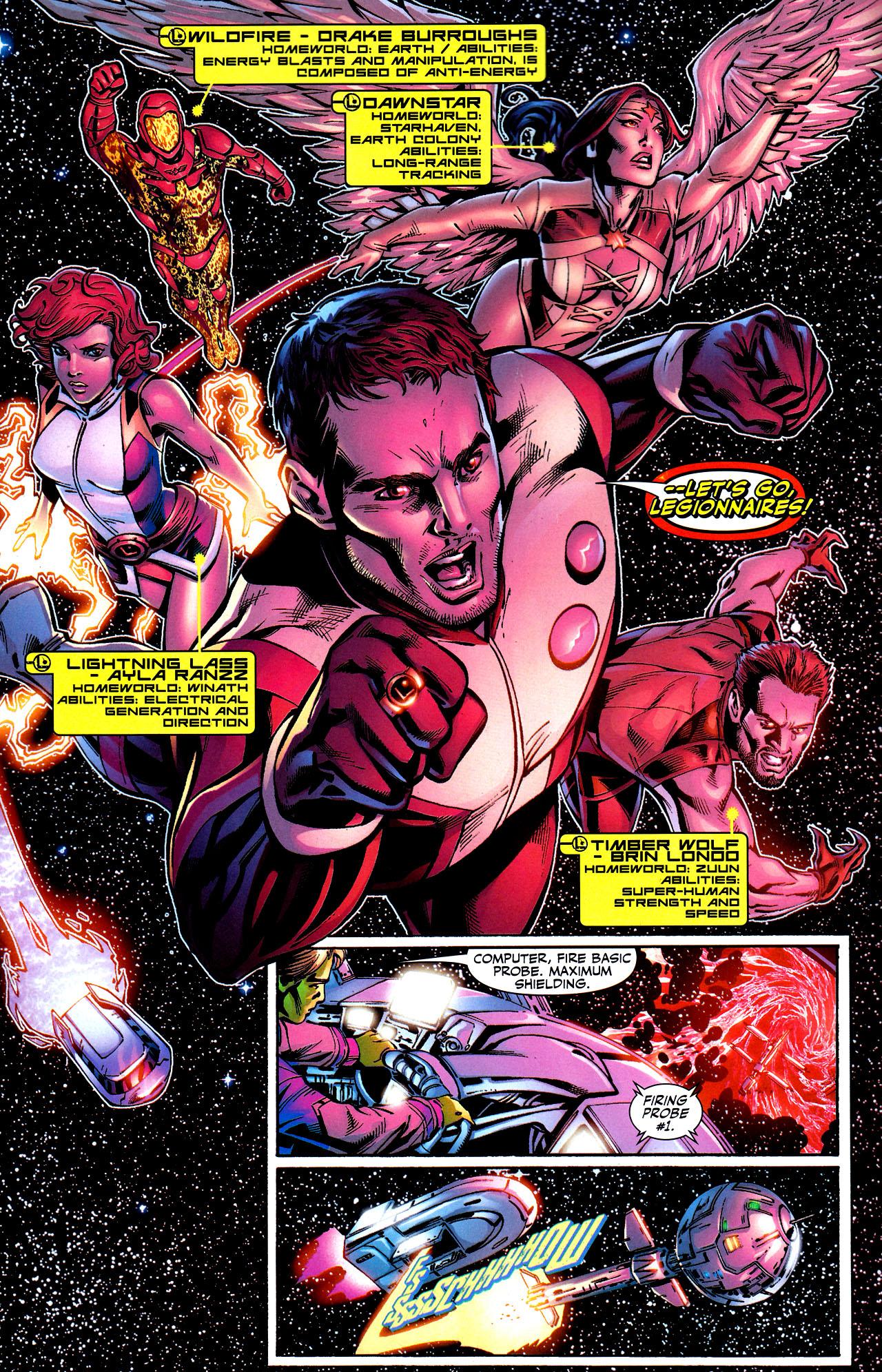 Read online Adventure Comics (2009) comic -  Issue #8 - 7