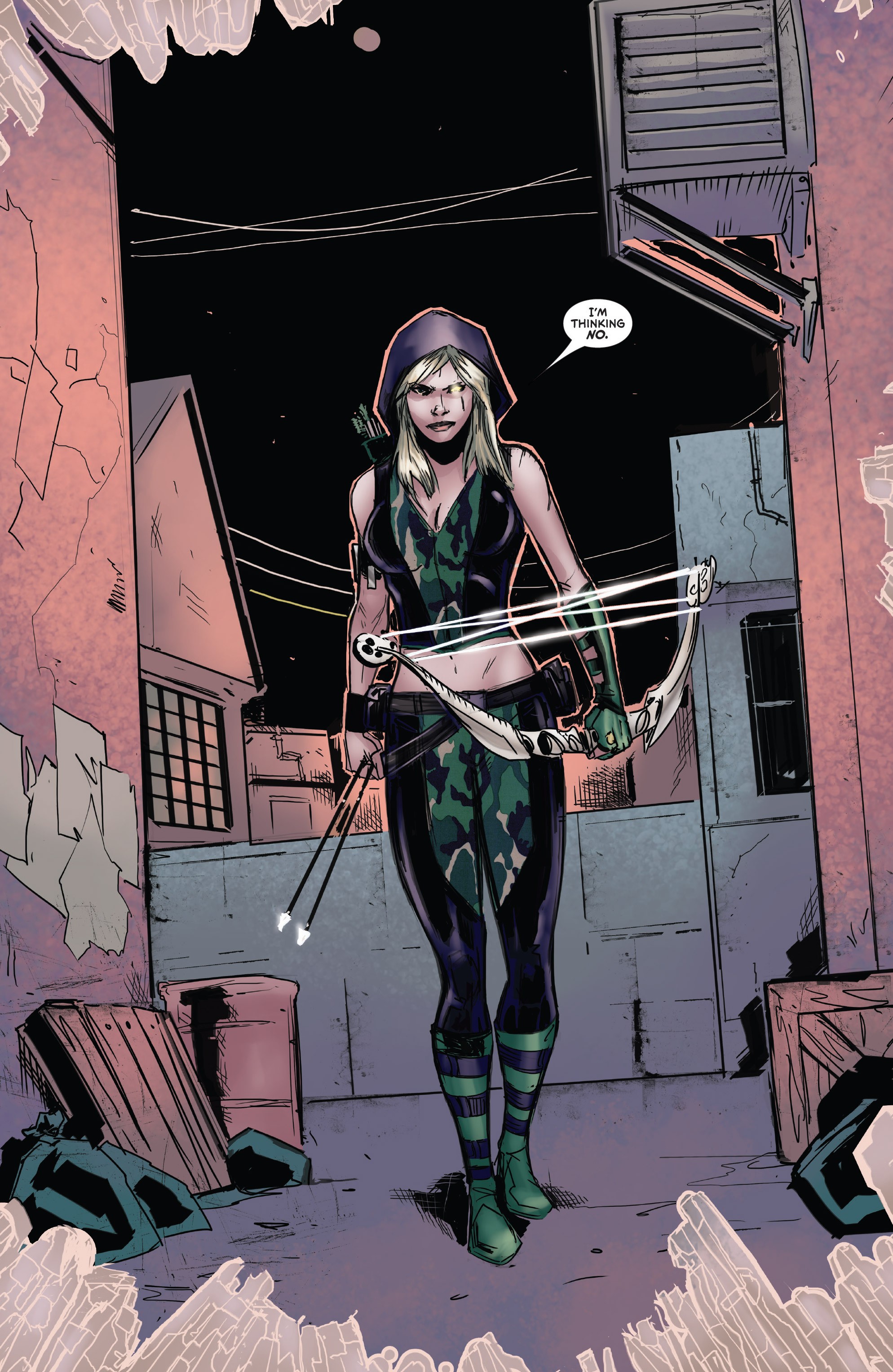 Read online Grimm Fairy Tales presents Robyn Hood (2012) comic -  Issue #5 - 19