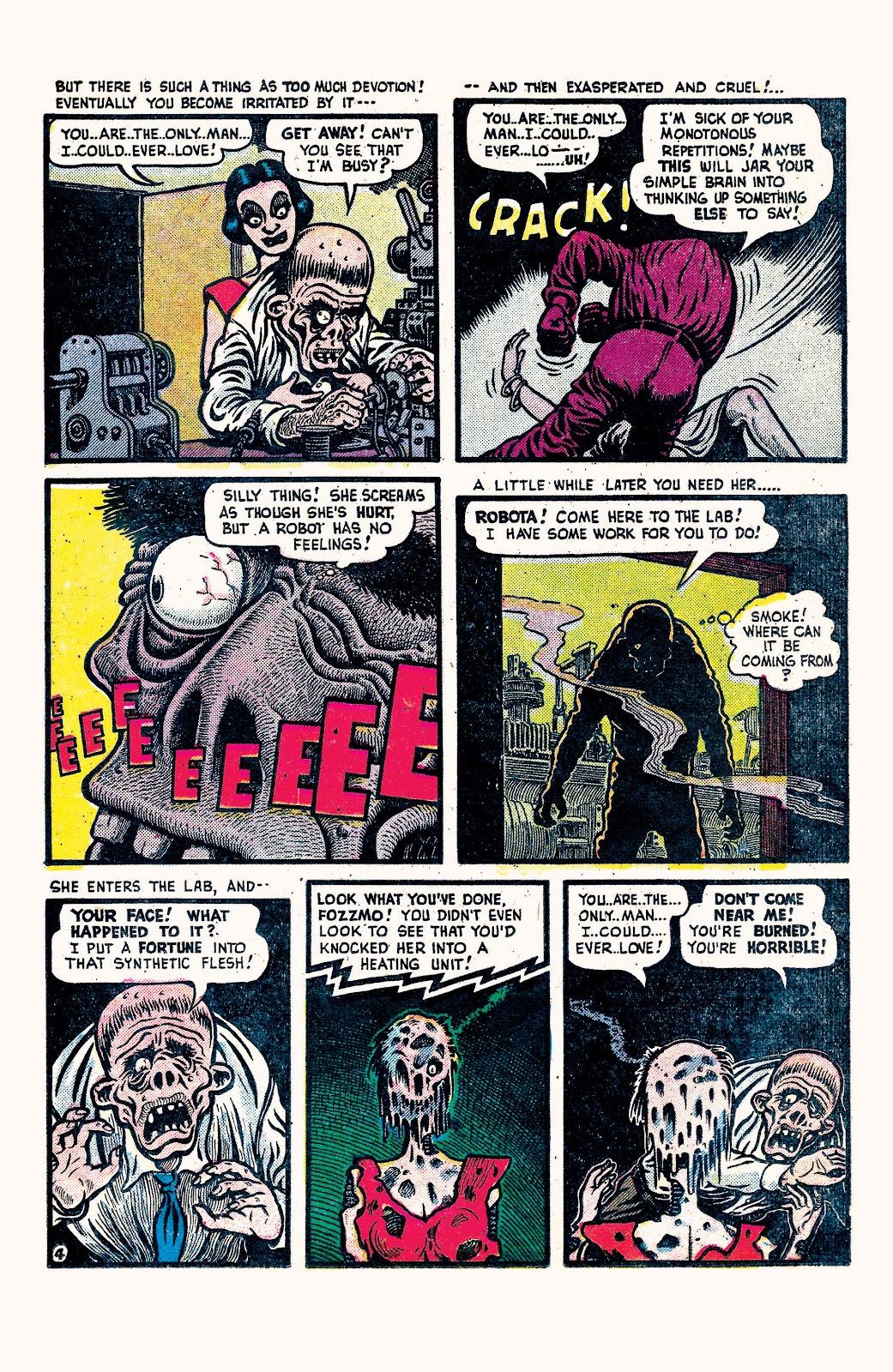 Haunted Horror Issue #22 #22 - English 6