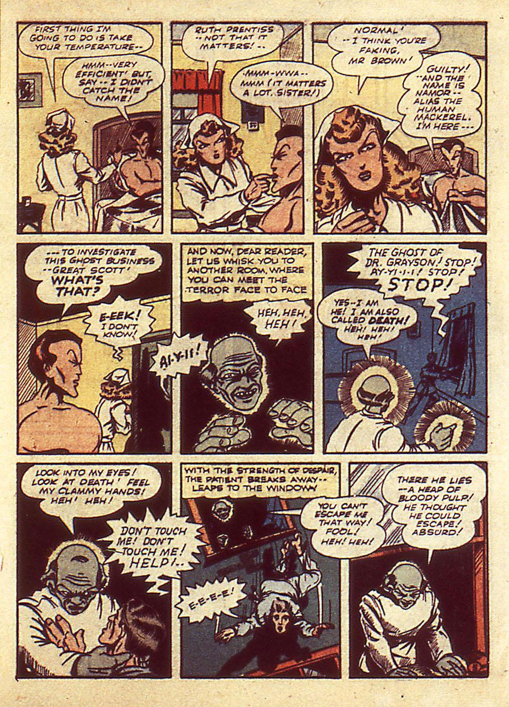 Sub-Mariner Comics Issue #4 #4 - English 8