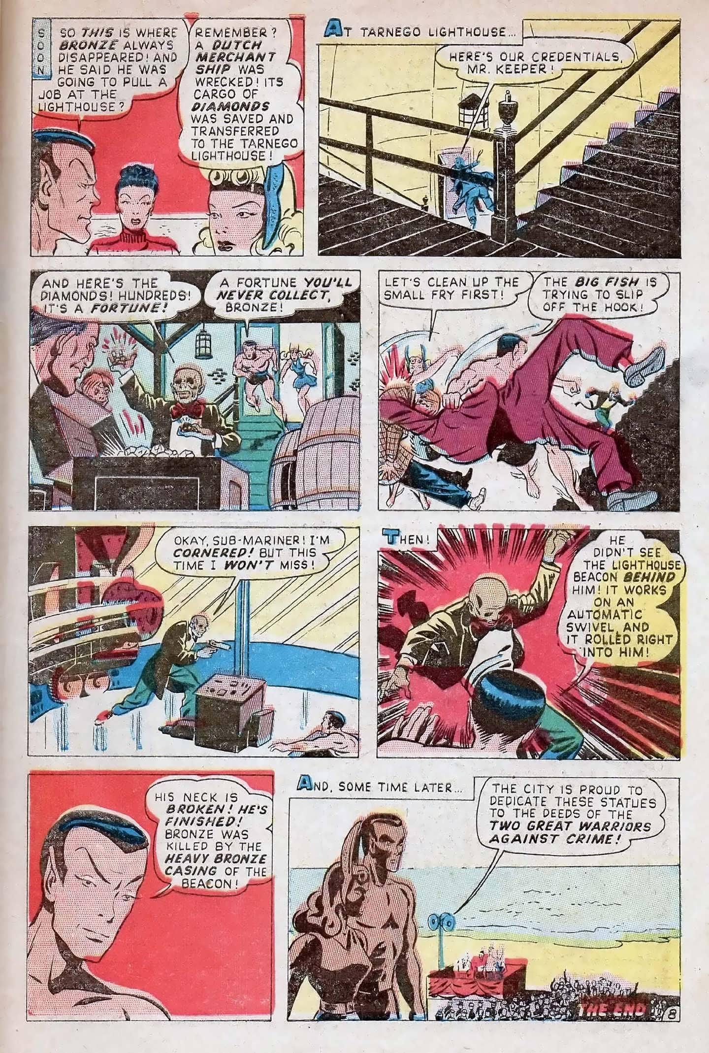 Sub-Mariner Comics #27 #27 - English 33