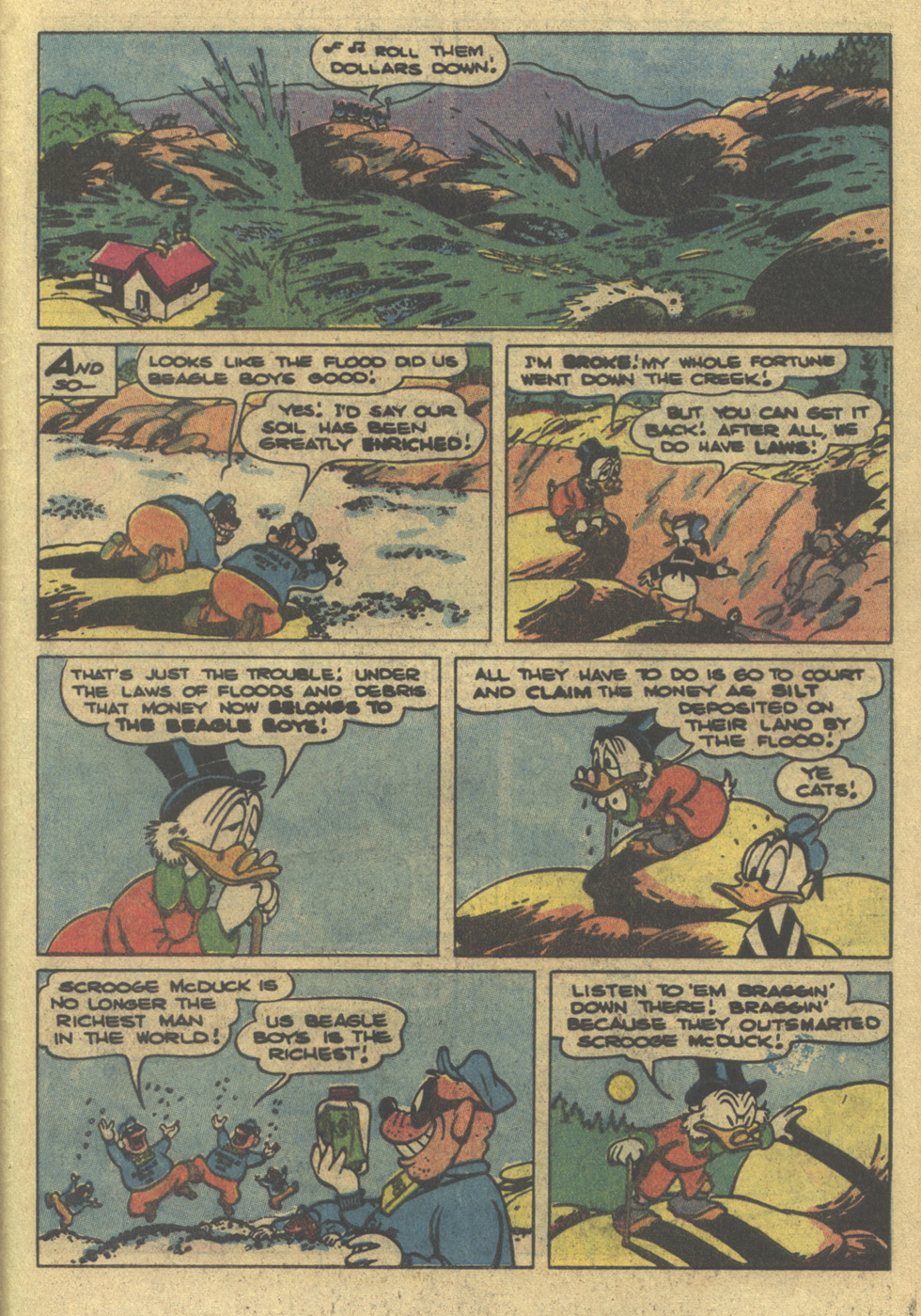 Uncle Scrooge (1953) Issue #195 #195 - English 29