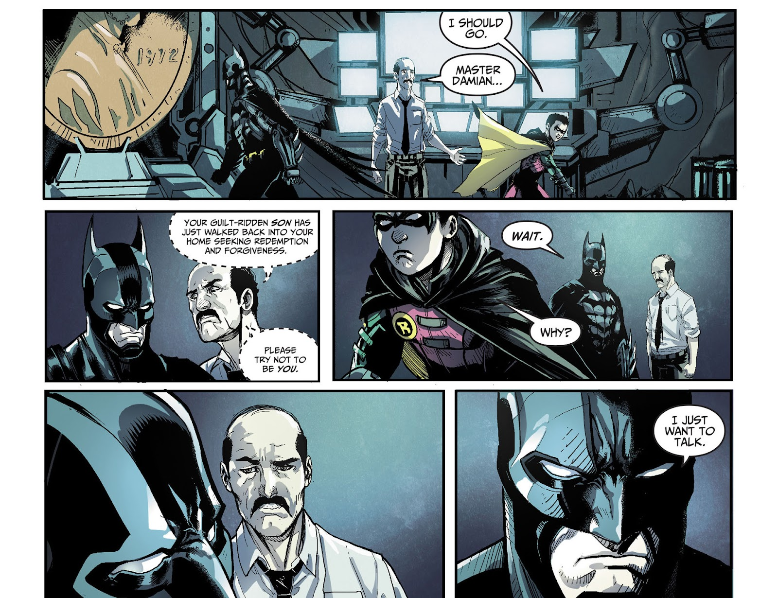 Injustice: Gods Among Us [I] Issue #27 #28 - English 10