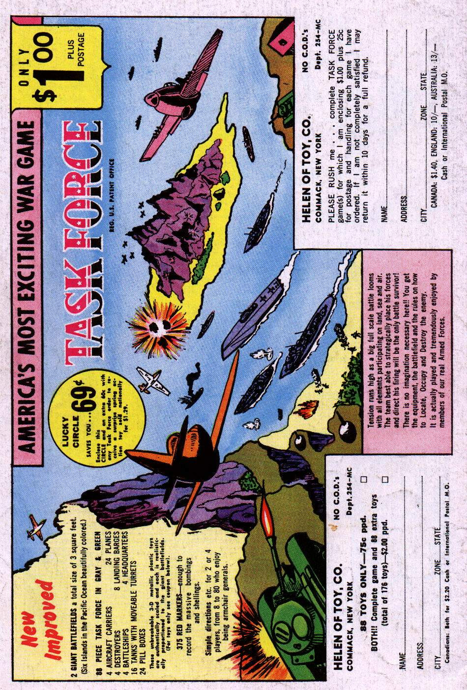 Read online Sea Devils comic -  Issue #24 - 37