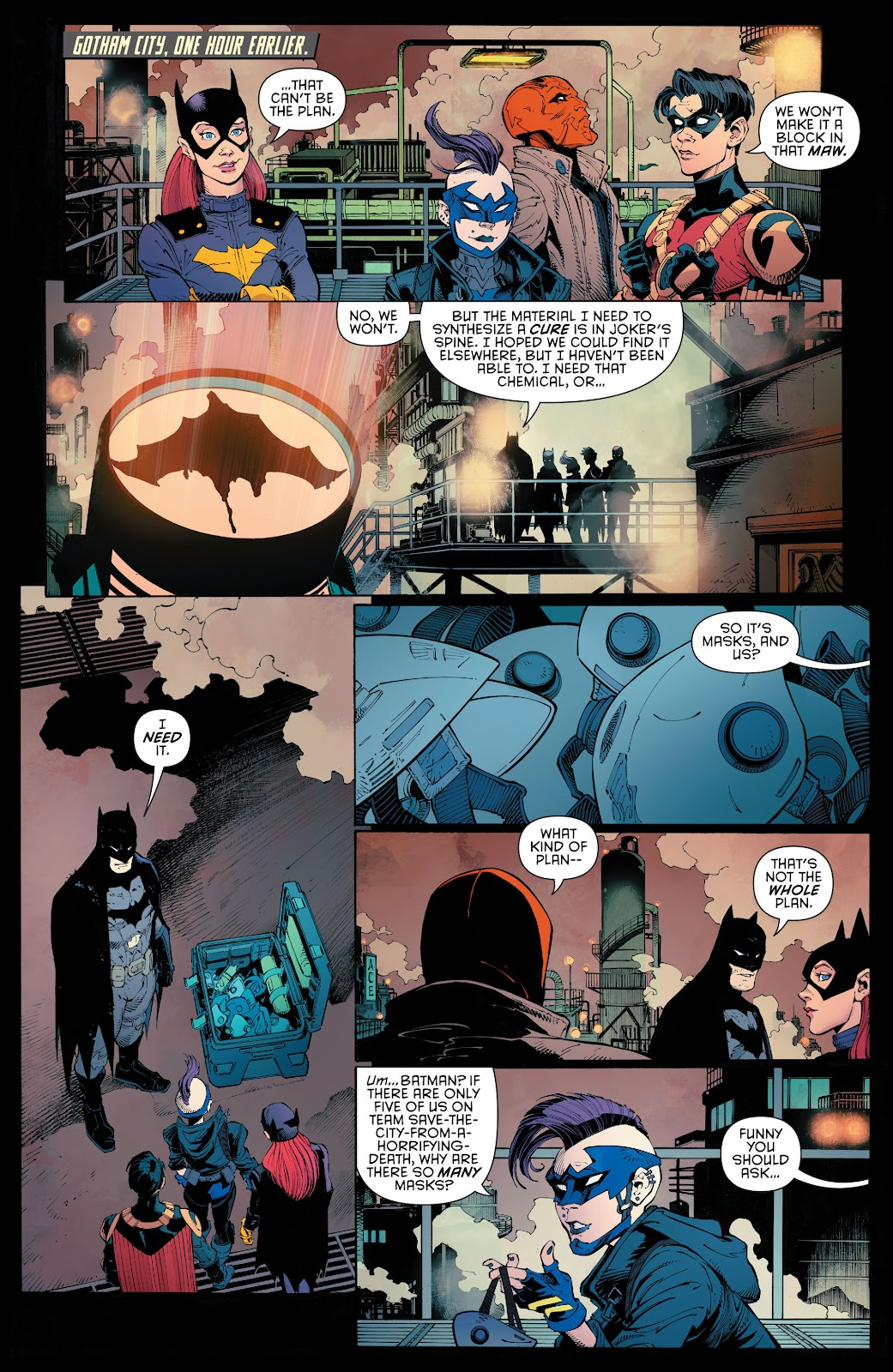 Batman (2011) Issue #39 #58 - English 18