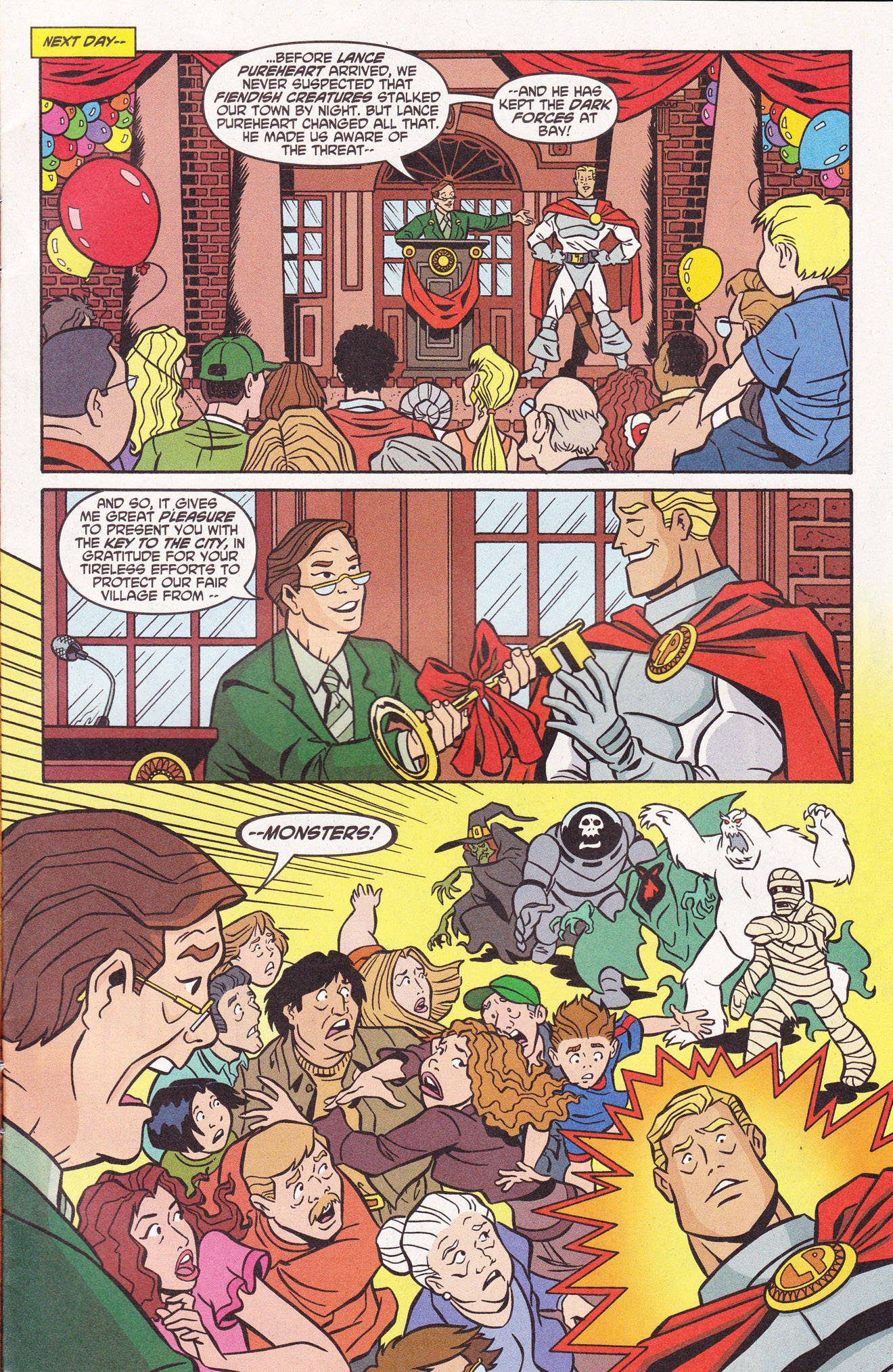 Read online Scooby-Doo (1997) comic -  Issue #110 - 11