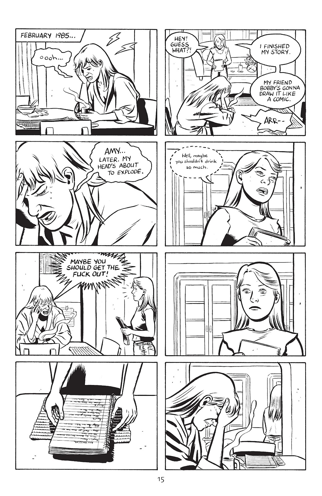 Stray Bullets Issue #27 #27 - English 17