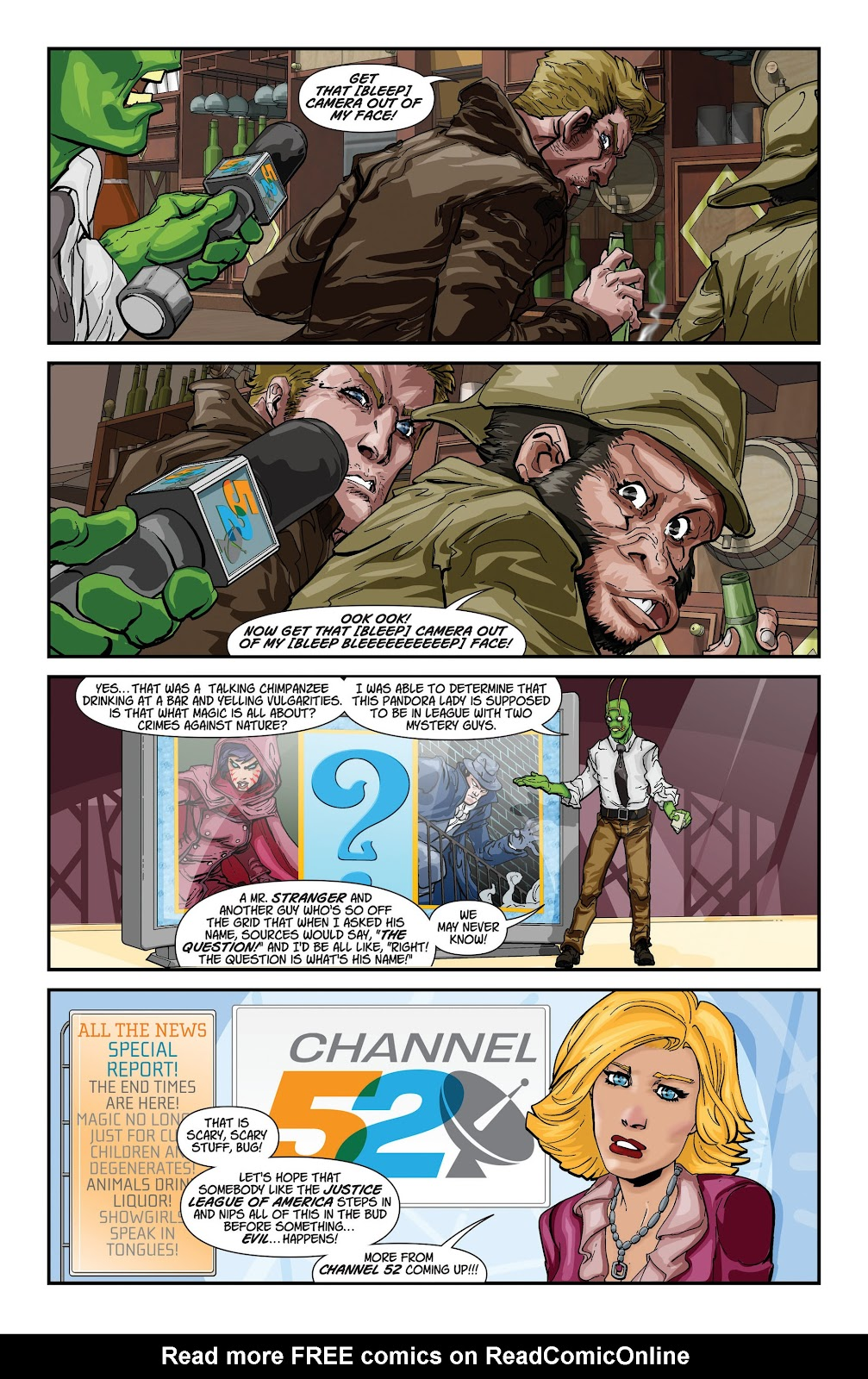 Threshold (2013) Issue #6 #6 - English 32
