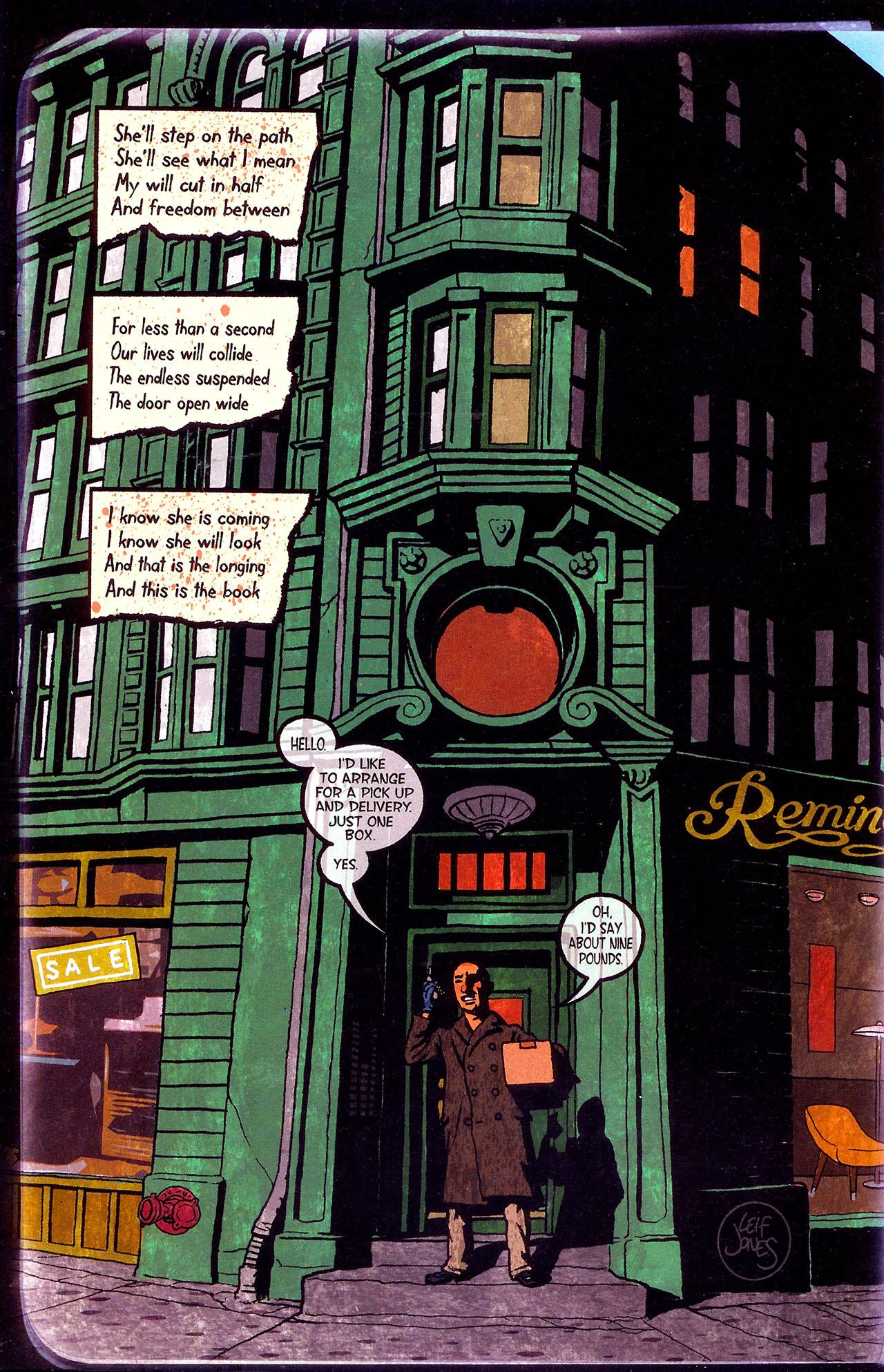 Read online Se7en comic -  Issue #6 - 28
