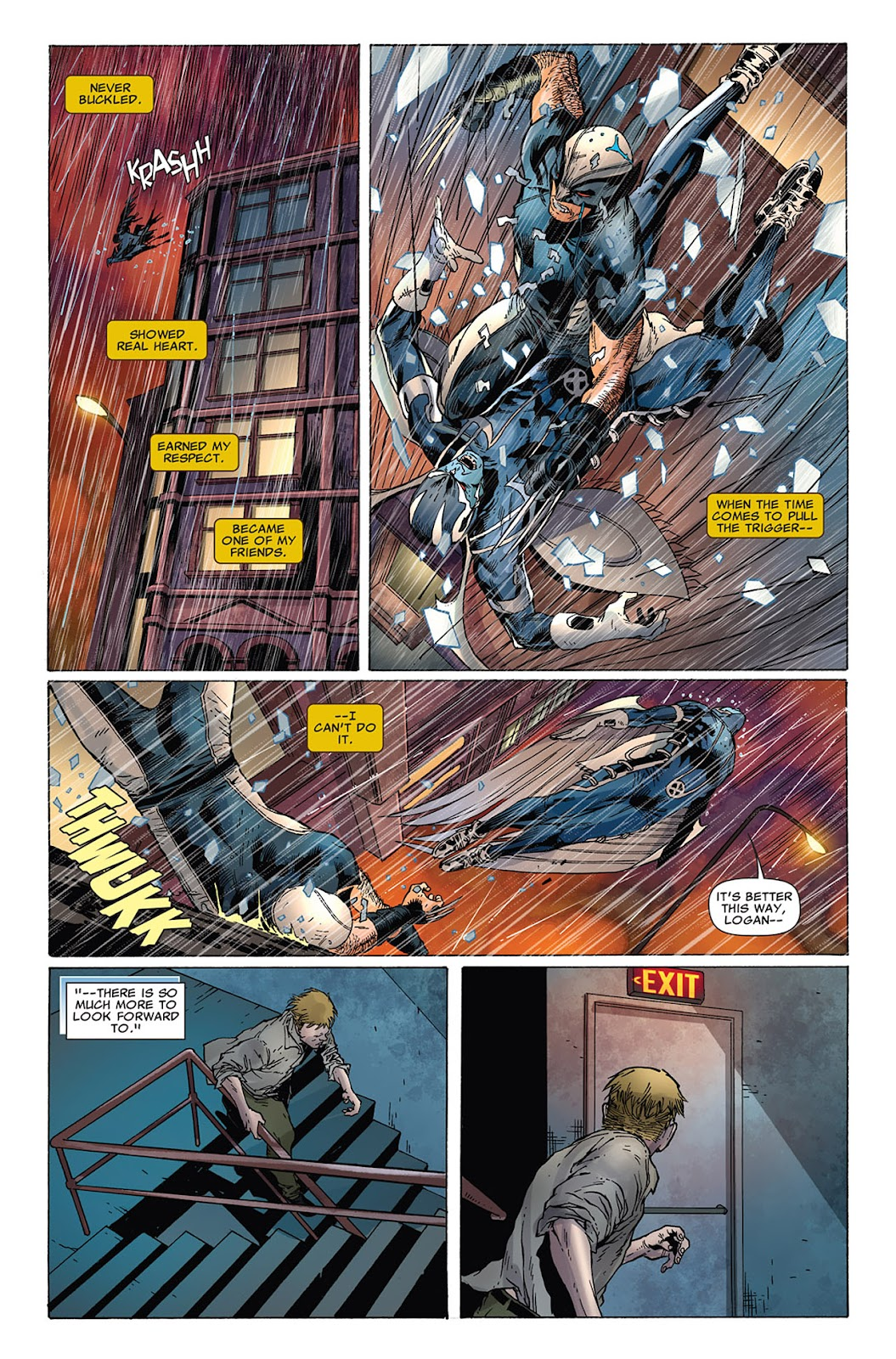 Uncanny X-Force (2010) Issue #10 #11 - English 17