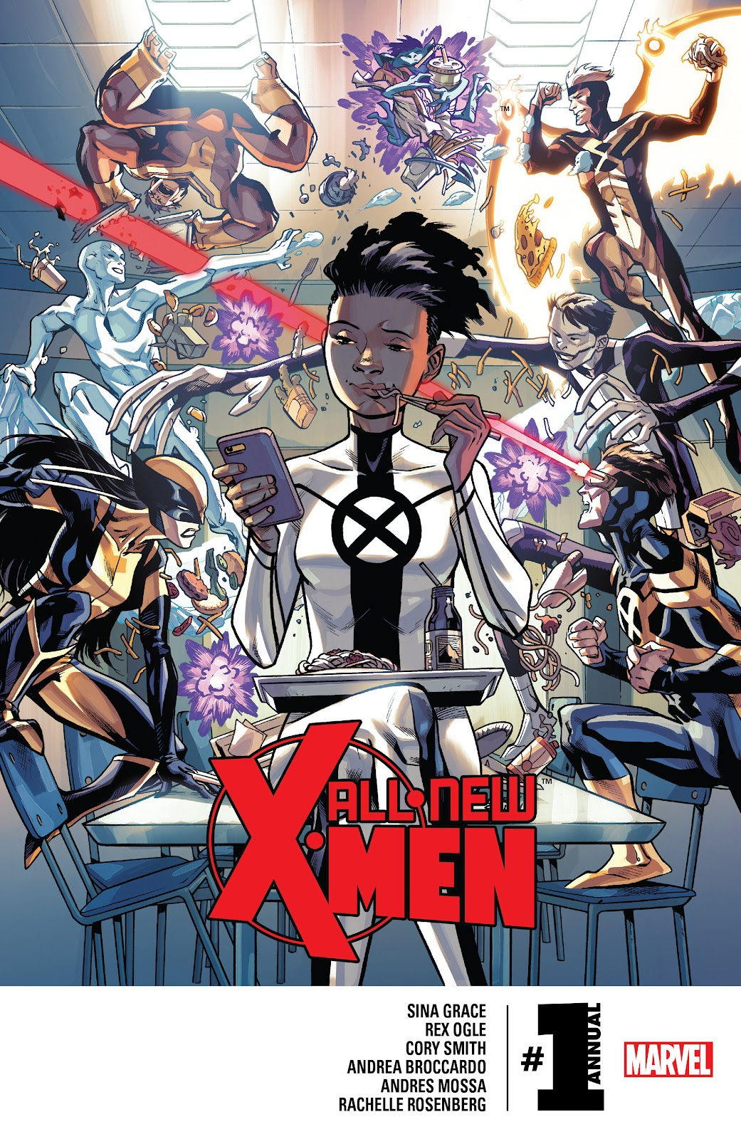 All-New X-Men (2016) Annual 1 #1 - English 1