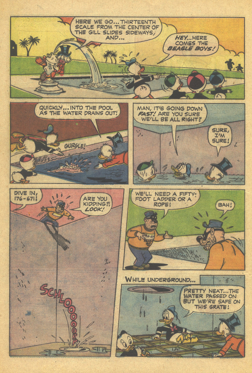 Uncle Scrooge (1953) Issue #77 #77 - English 11