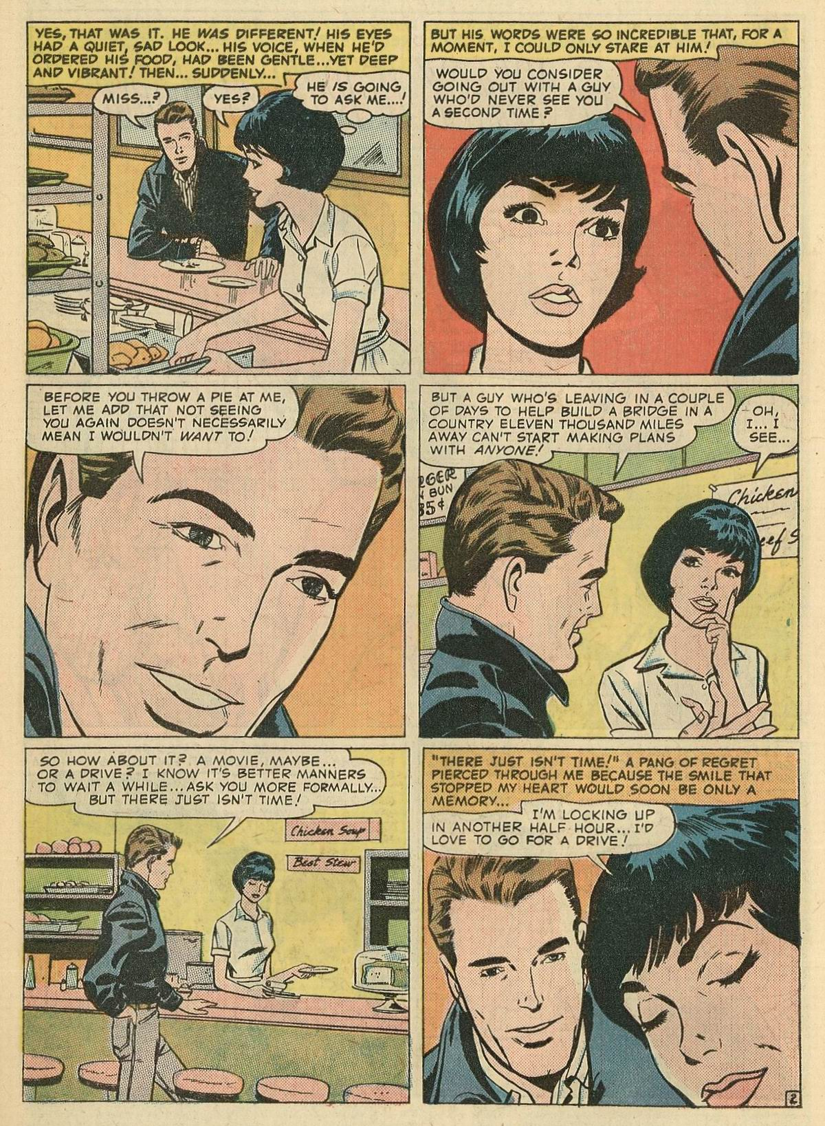 Read online Secret Hearts comic -  Issue #125 - 10