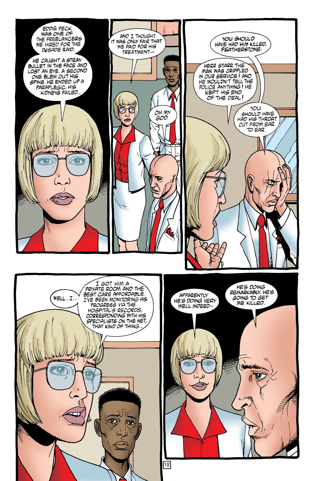 Preacher Issue #56 #65 - English 13
