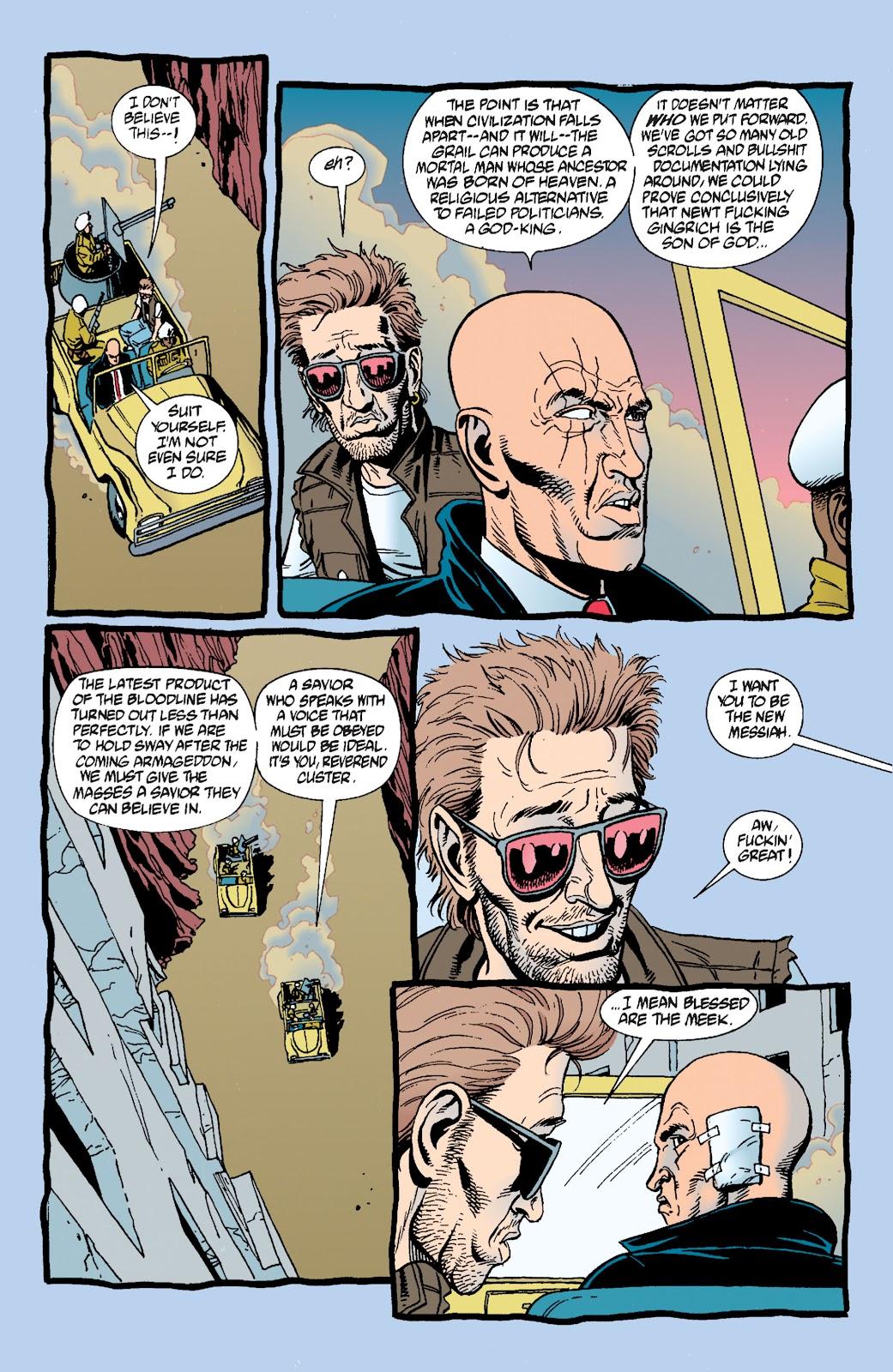 Preacher Issue #17 #26 - English 7
