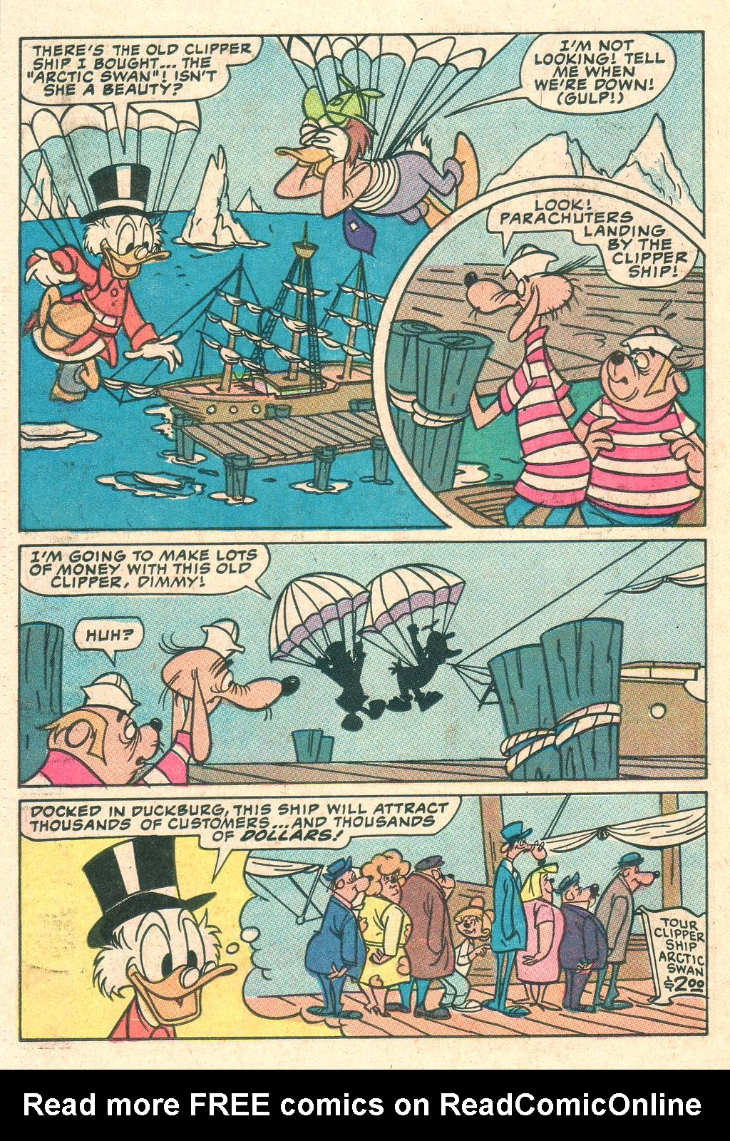 Uncle Scrooge (1953) Issue #205 #205 - English 26
