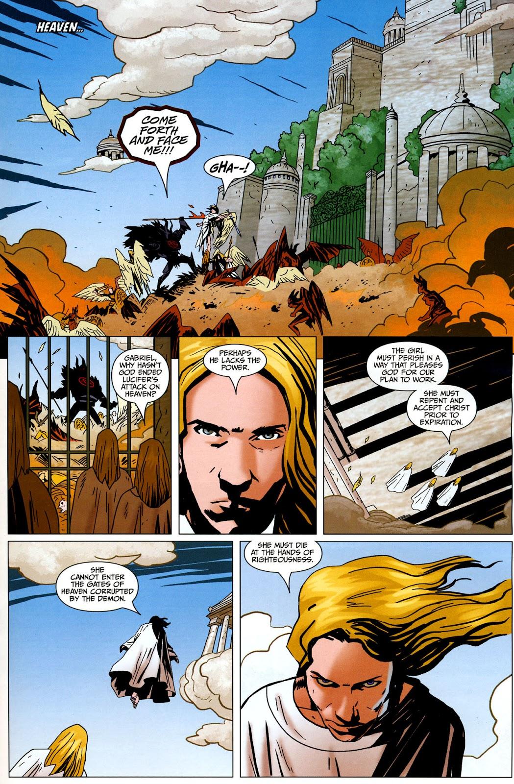 Strange Girl Issue #17 #18 - English 17