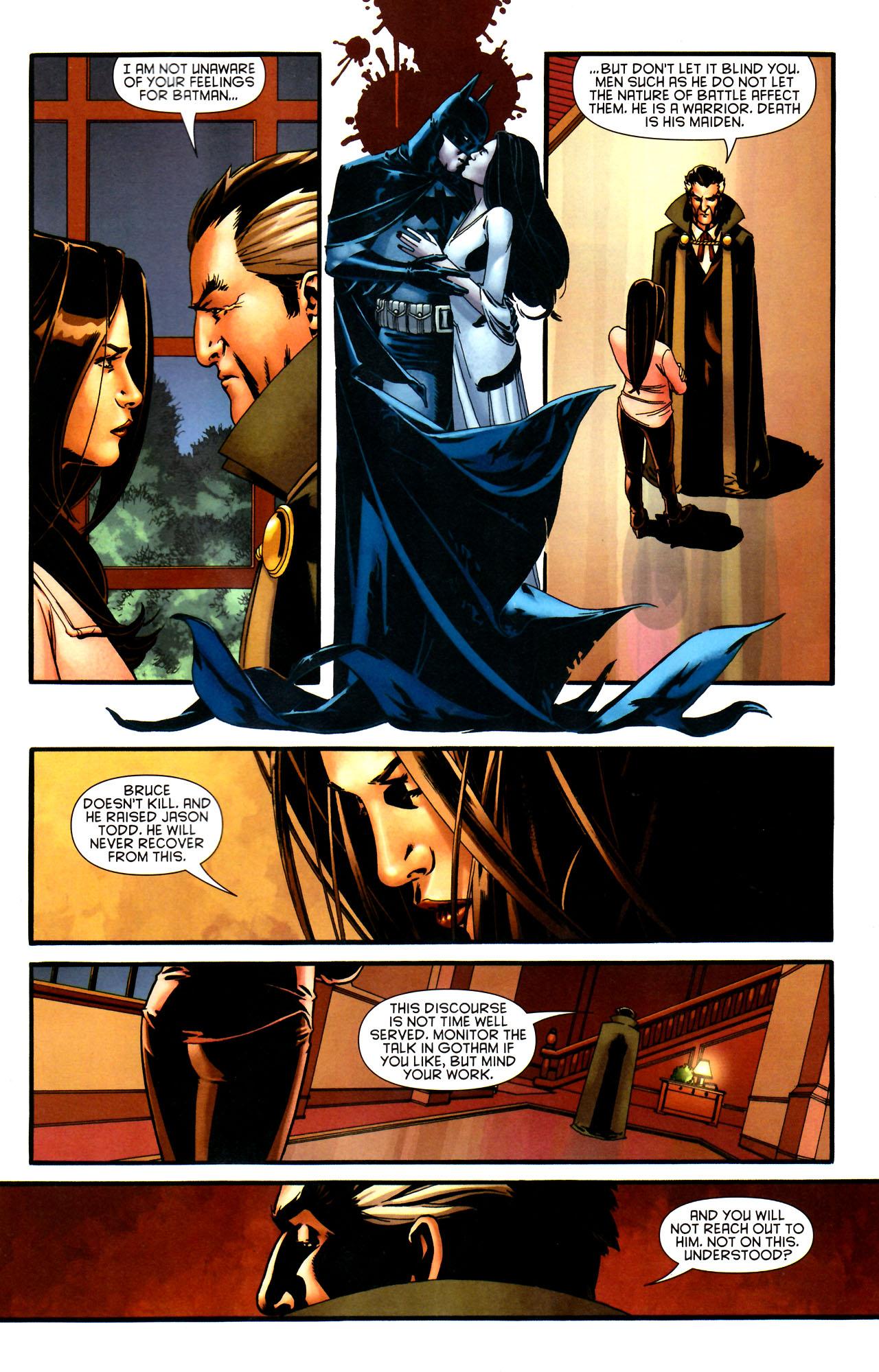Read online Adventure Comics (2009) comic -  Issue #12 - 33