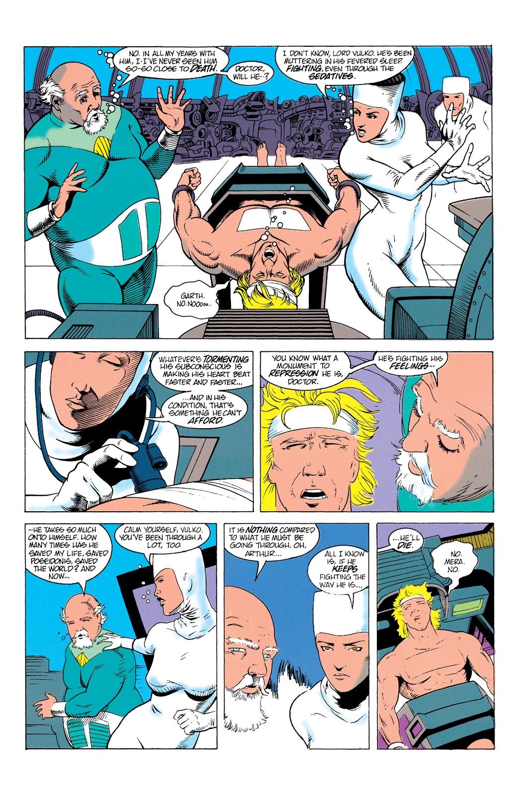 Aquaman (1991) Issue #7 #7 - English 12
