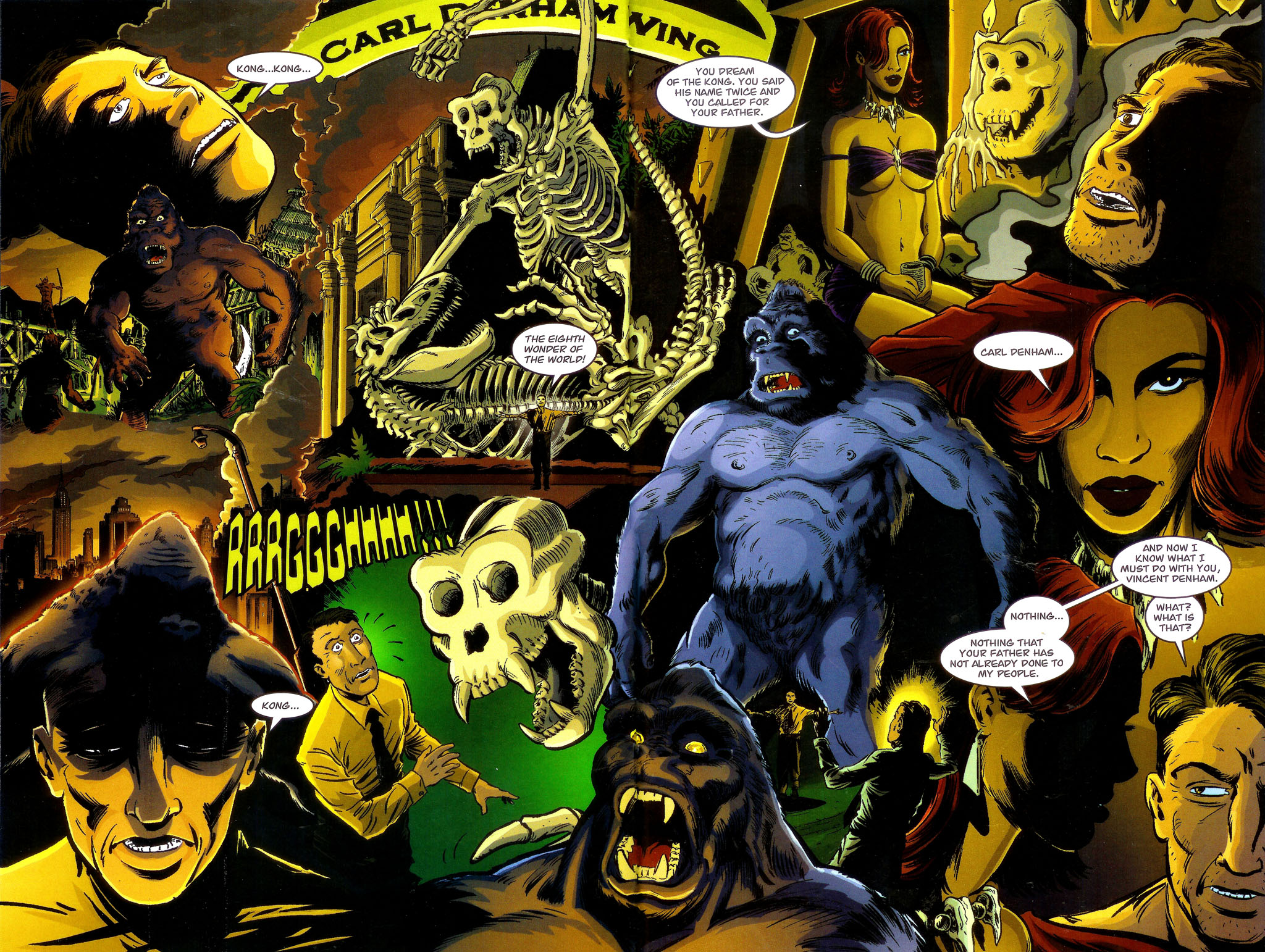 Read online Kong: King Of Skull Island comic -  Issue #1 - 26