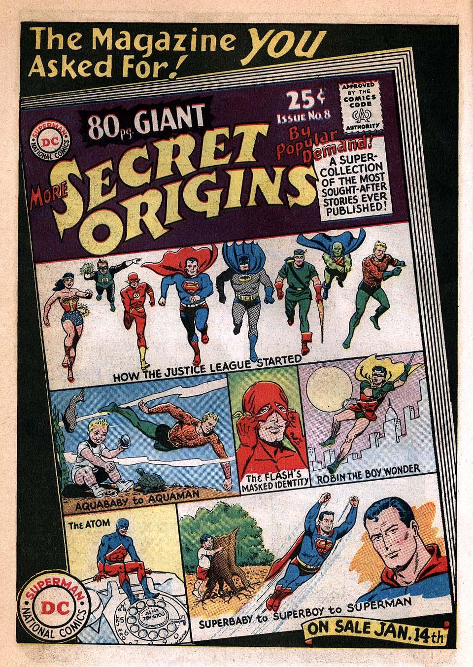 Aquaman (1962) Issue #20 #20 - English 14