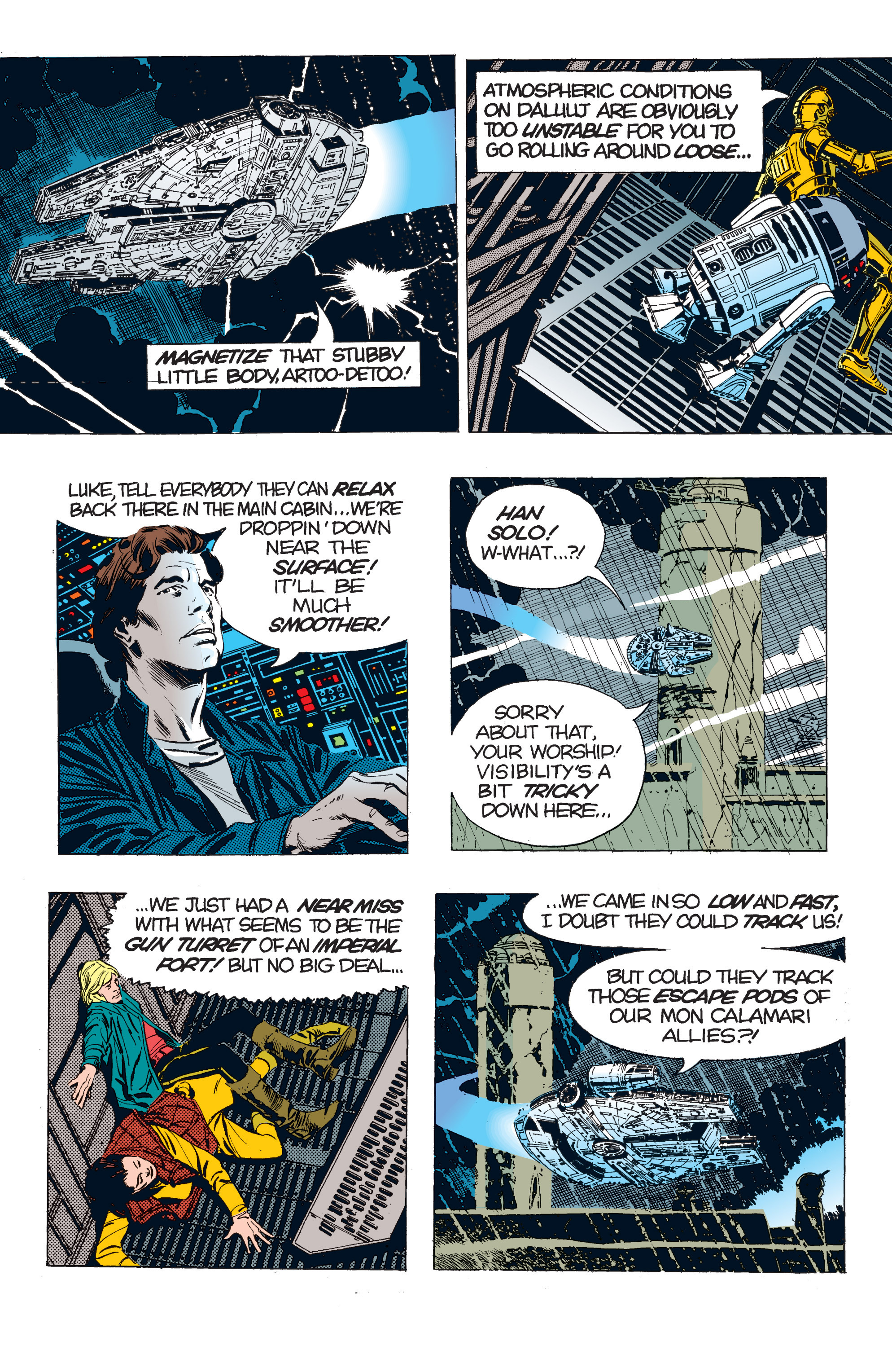 Classic Star Wars #13 #13 - English 20