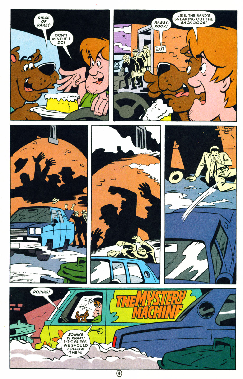Read online Scooby-Doo (1997) comic -  Issue #71 - 5