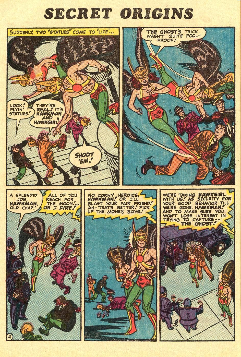 Read online Secret Origins (1973) comic -  Issue #1 - 10
