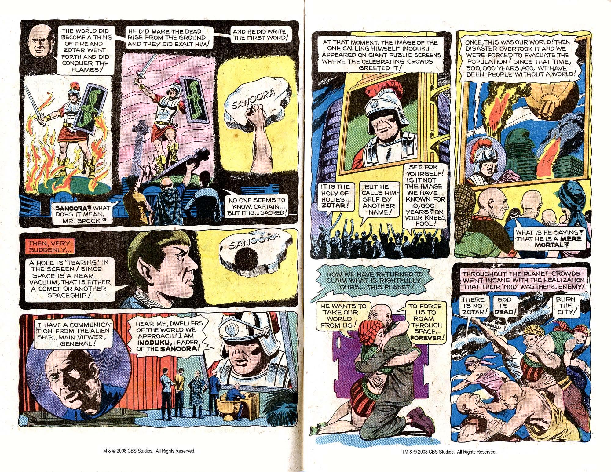 Star Trek (1967) #50 #50 - English 6
