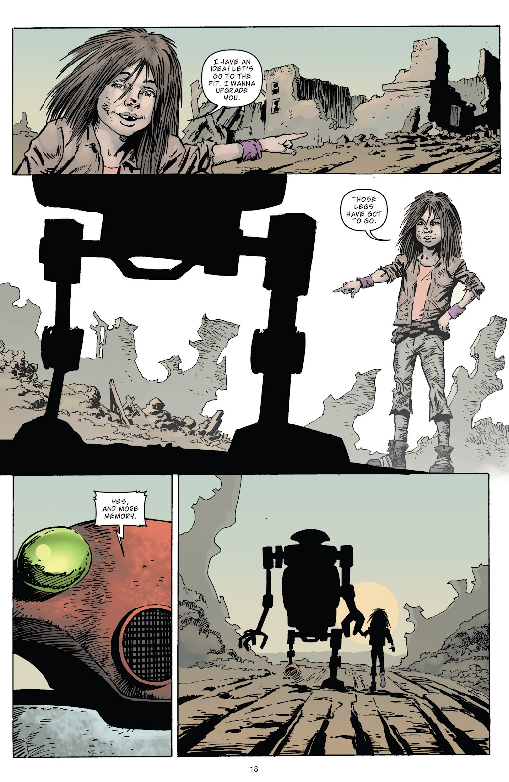 Zombies vs Robots (2015) Issue #3 Page 18