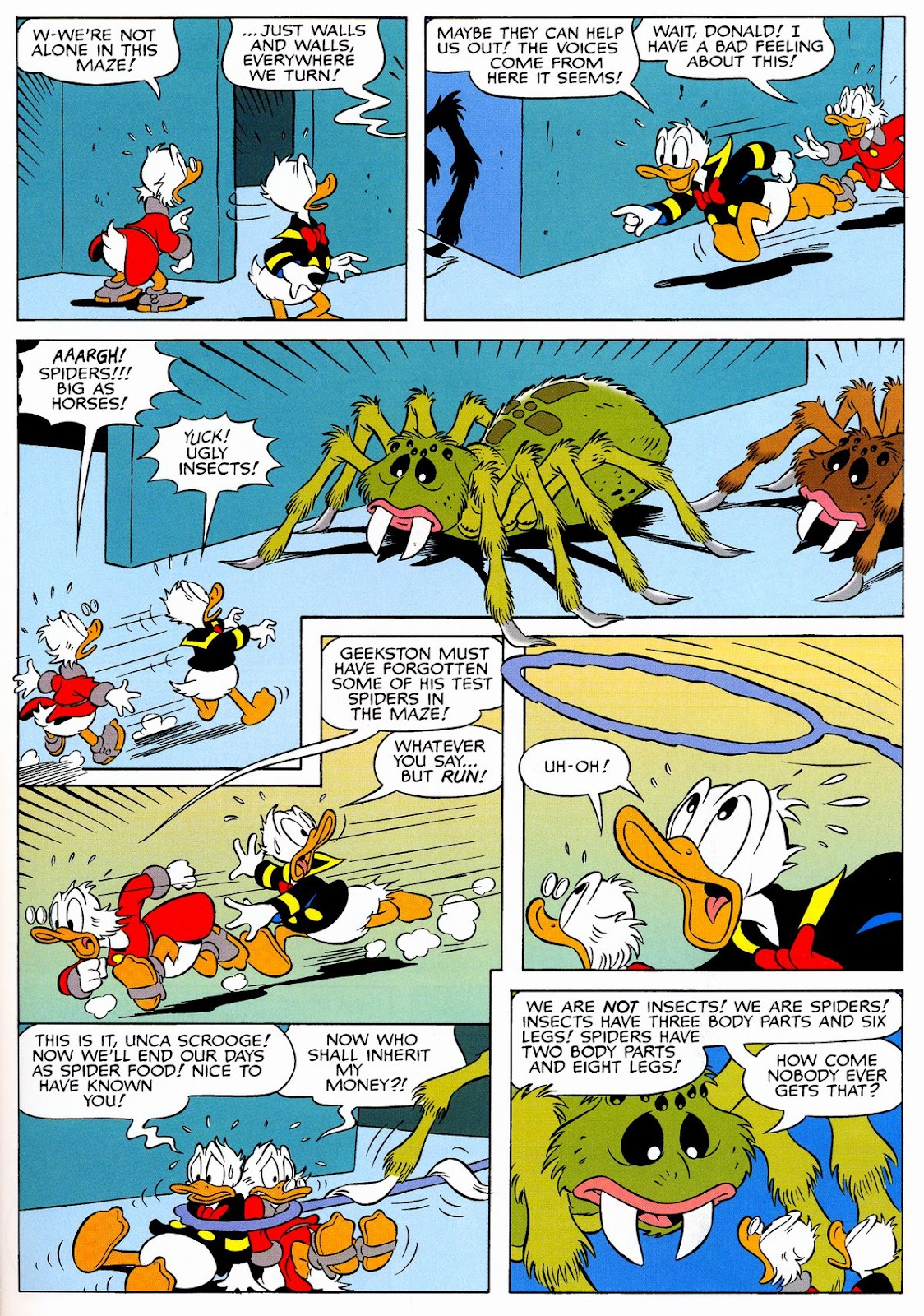 Uncle Scrooge (1953) Issue #326 #326 - English 19
