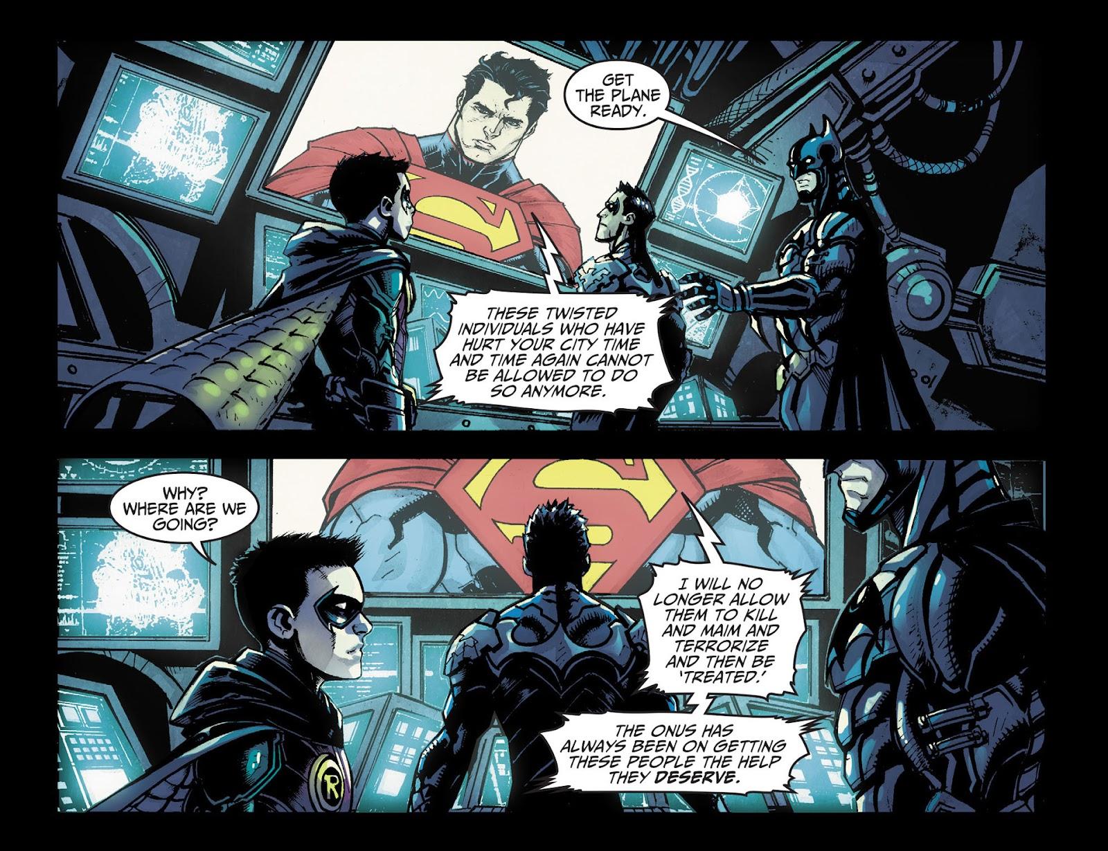 Injustice: Gods Among Us [I] Issue #14 #15 - English 15