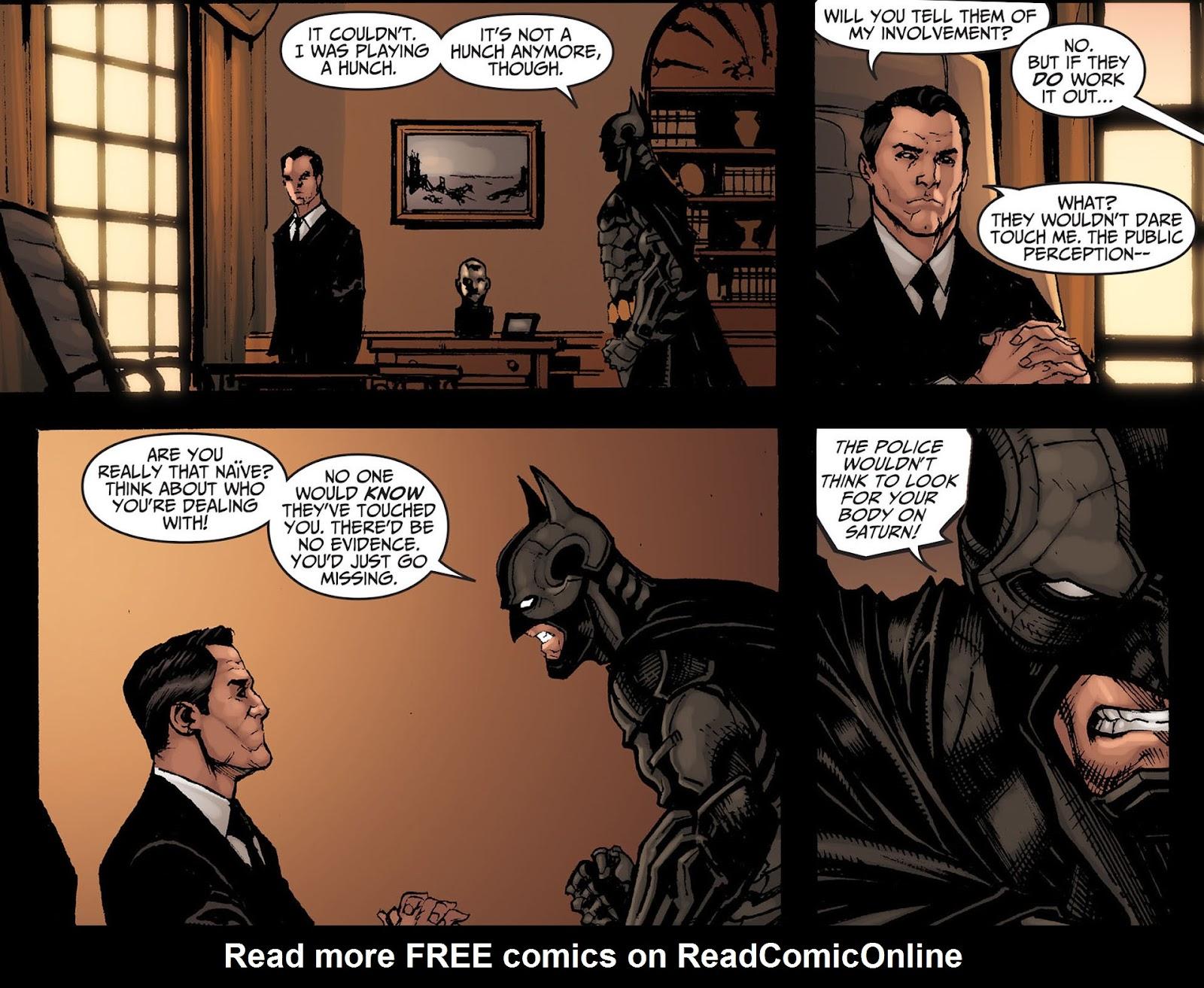 Injustice: Gods Among Us [I] Issue #8 #9 - English 20