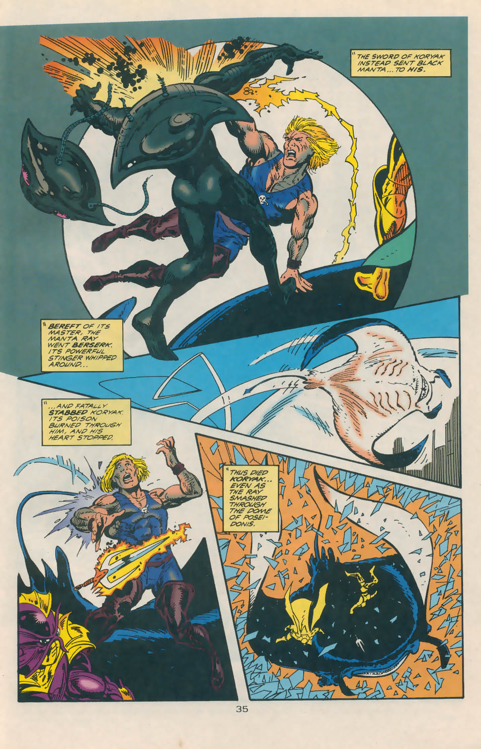 Aquaman (1994) _Annual 2 #2 - English 36