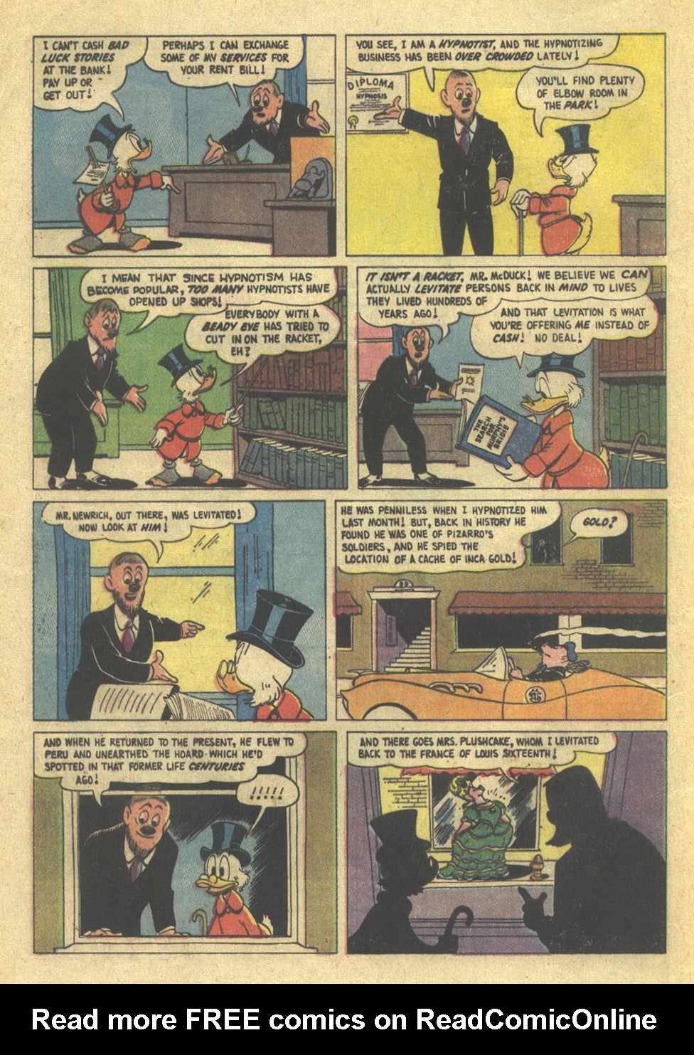 Uncle Scrooge (1953) Issue #103 #103 - English 4