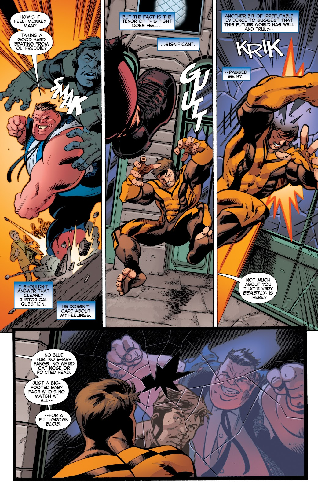All-New X-Men (2016) Issue #6 #8 - English 9