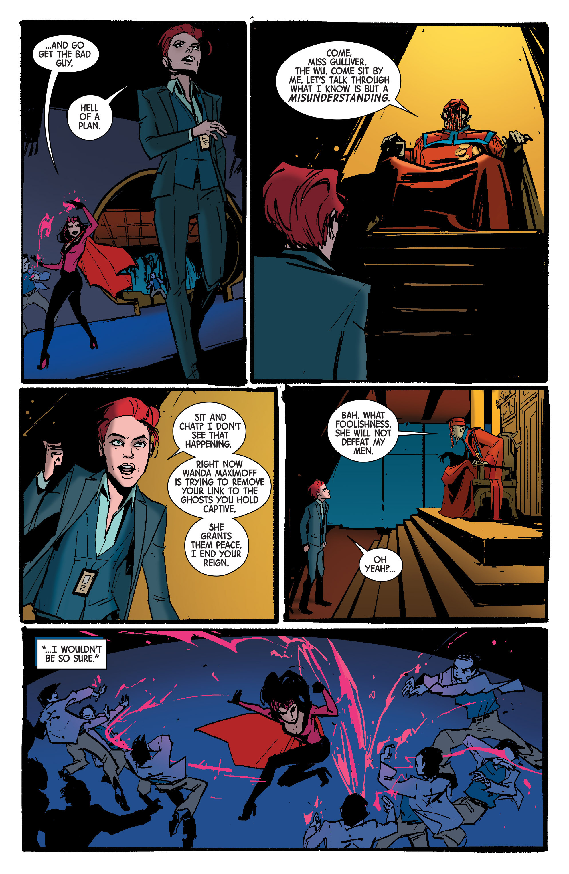 Read online Scarlet Witch (2016) comic -  Issue #7 - 18