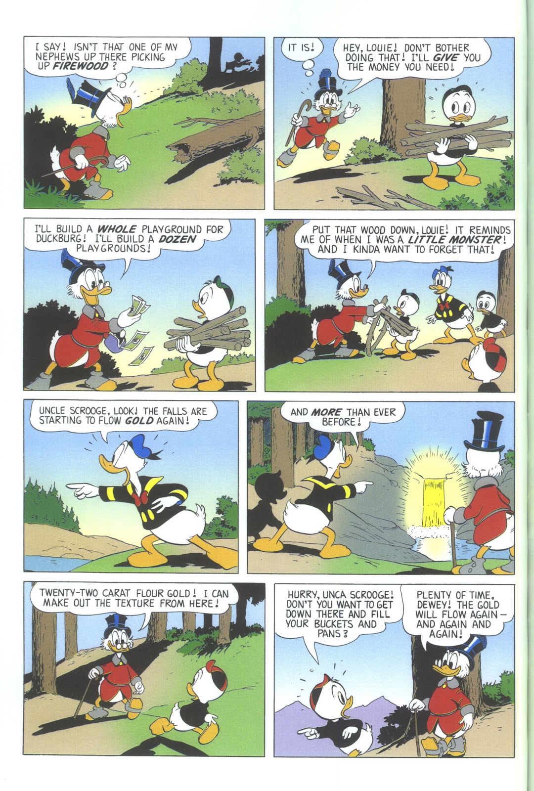 Uncle Scrooge (1953) Issue #367 #367 - English 28